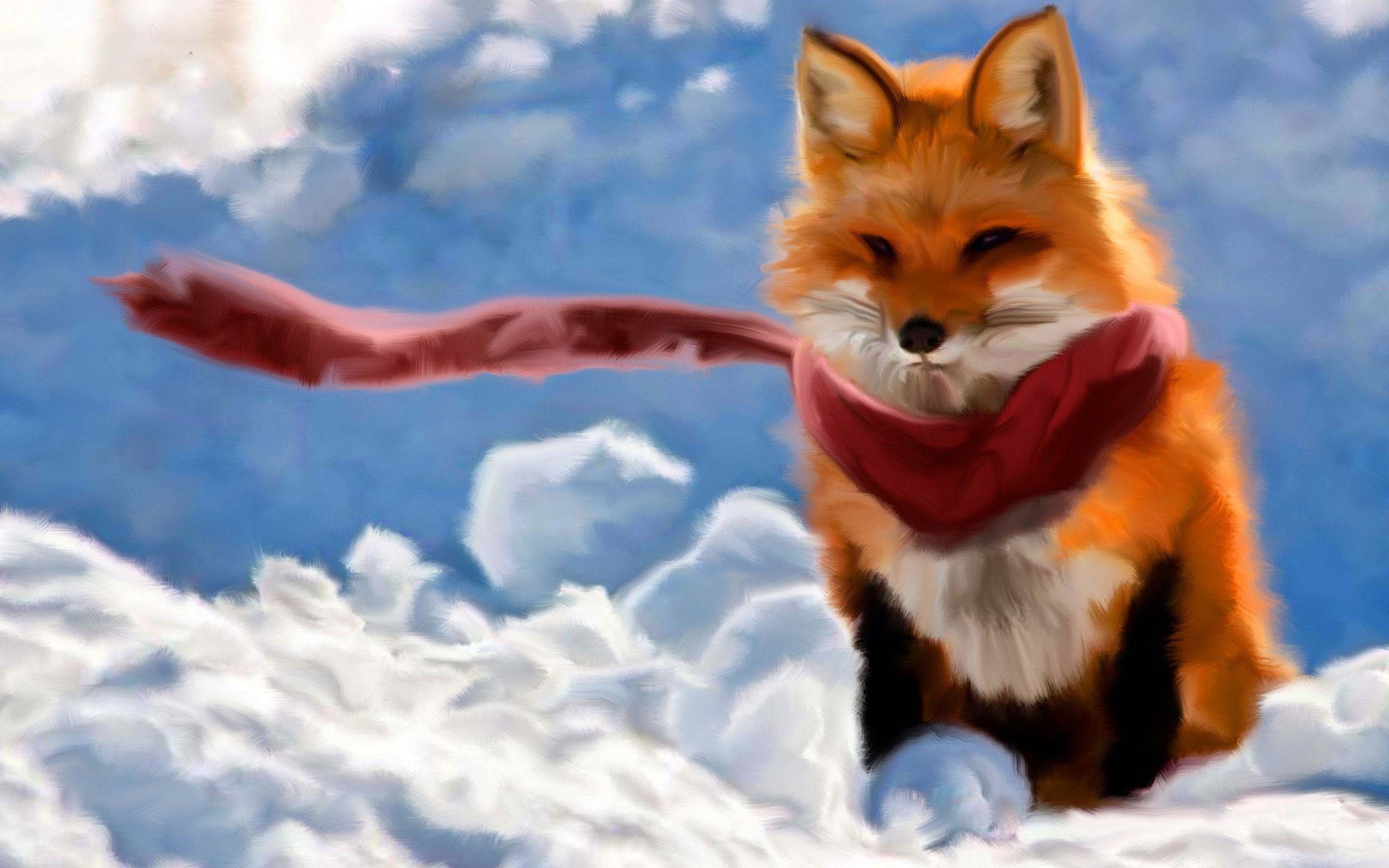 Fox Wallpapers - Top Free Fox Backgrounds - WallpaperAccess