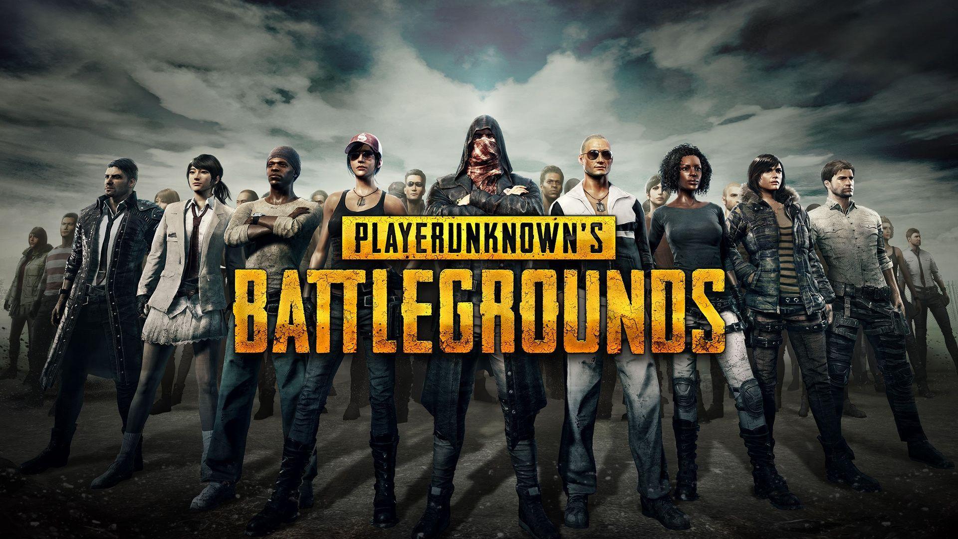 Playerunknowns Battleground Desktop Wallpapers Top Free