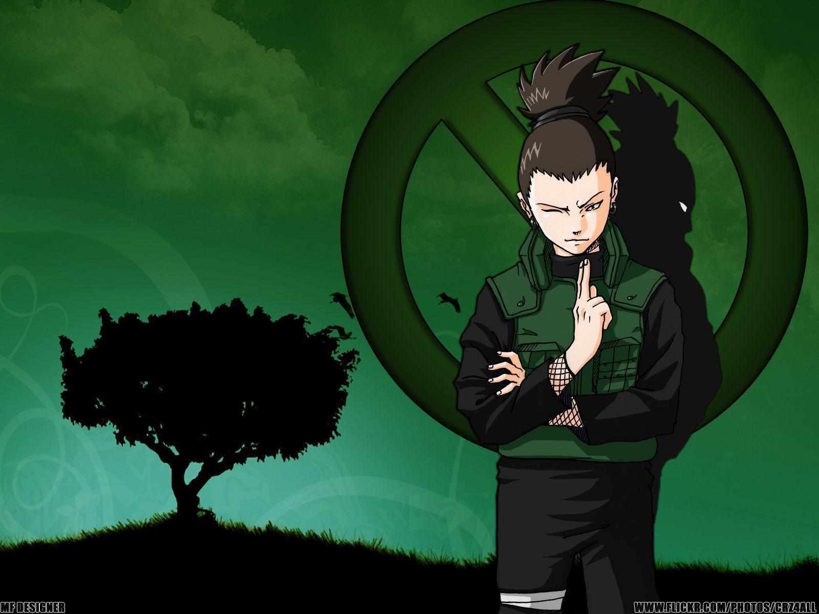 Naruto Shikamaru Wallpapers Top Free Naruto Shikamaru