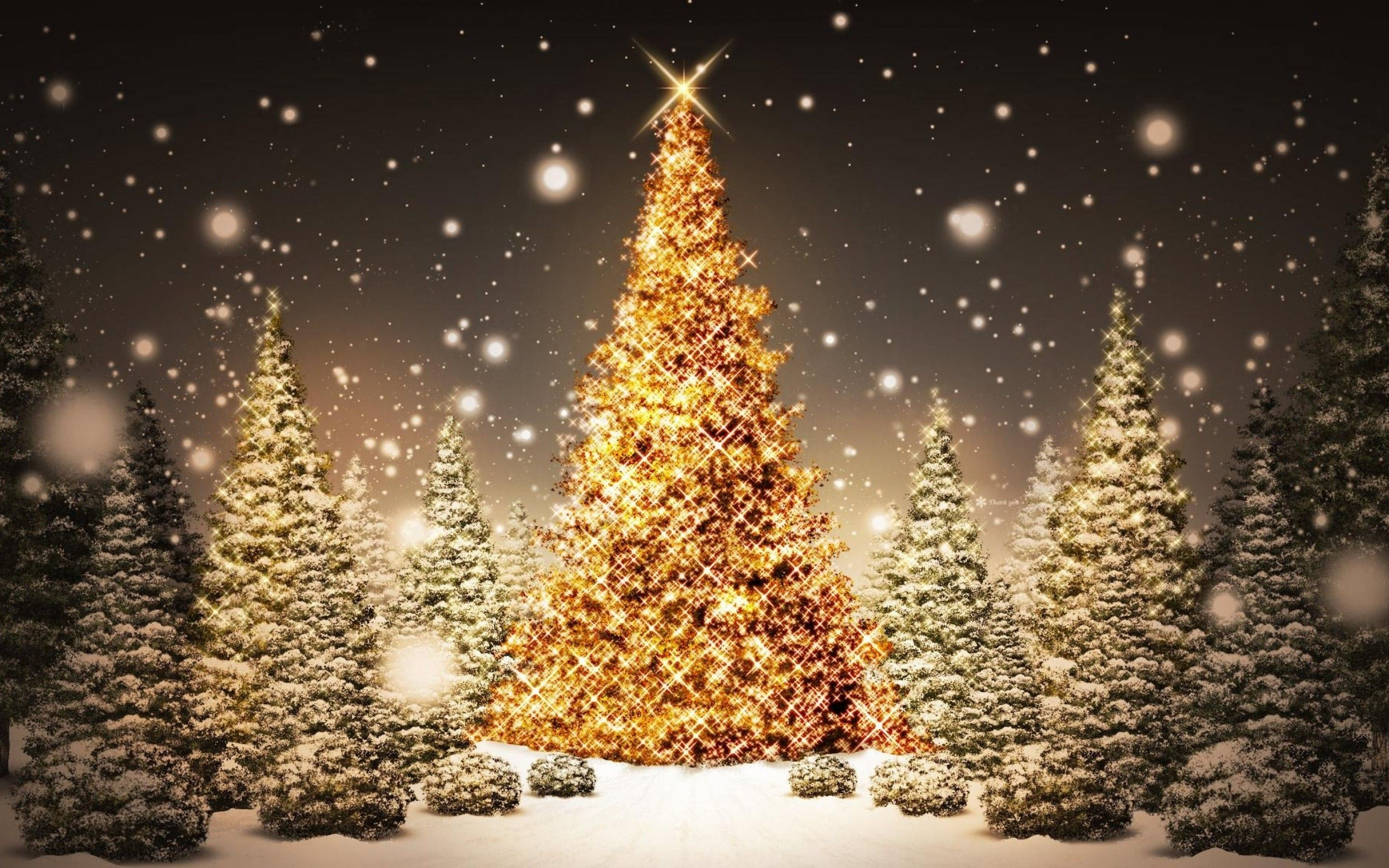 beautiful christmas wallpapers top