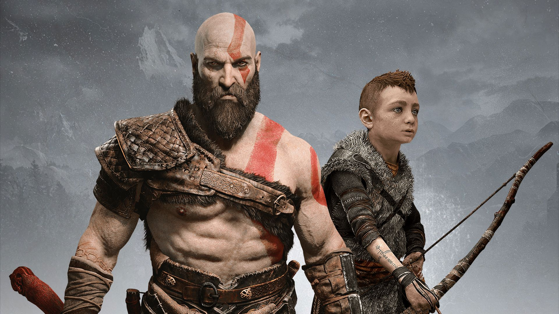 Ps4 God Of War Wallpapers Top Free Ps4 God Of War Backgrounds