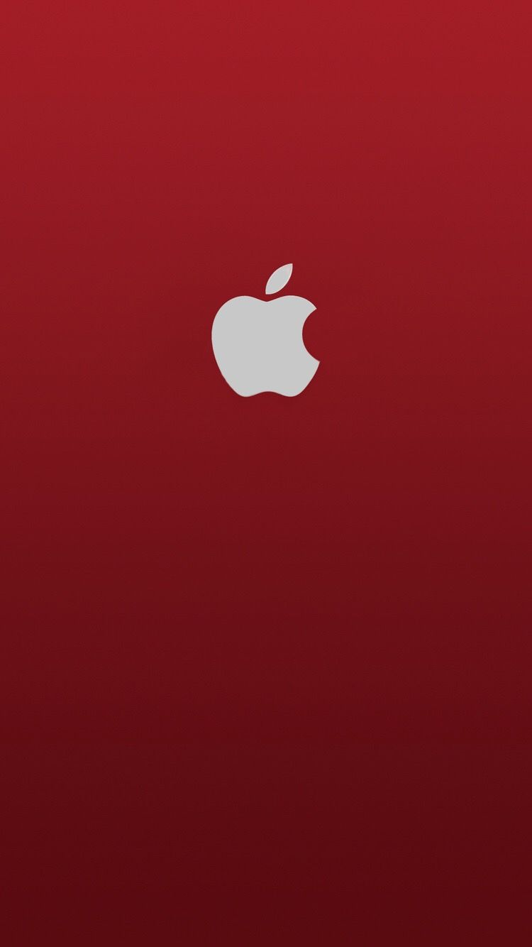 Red Apple Iphone Wallpapers Top Free Red Apple Iphone
