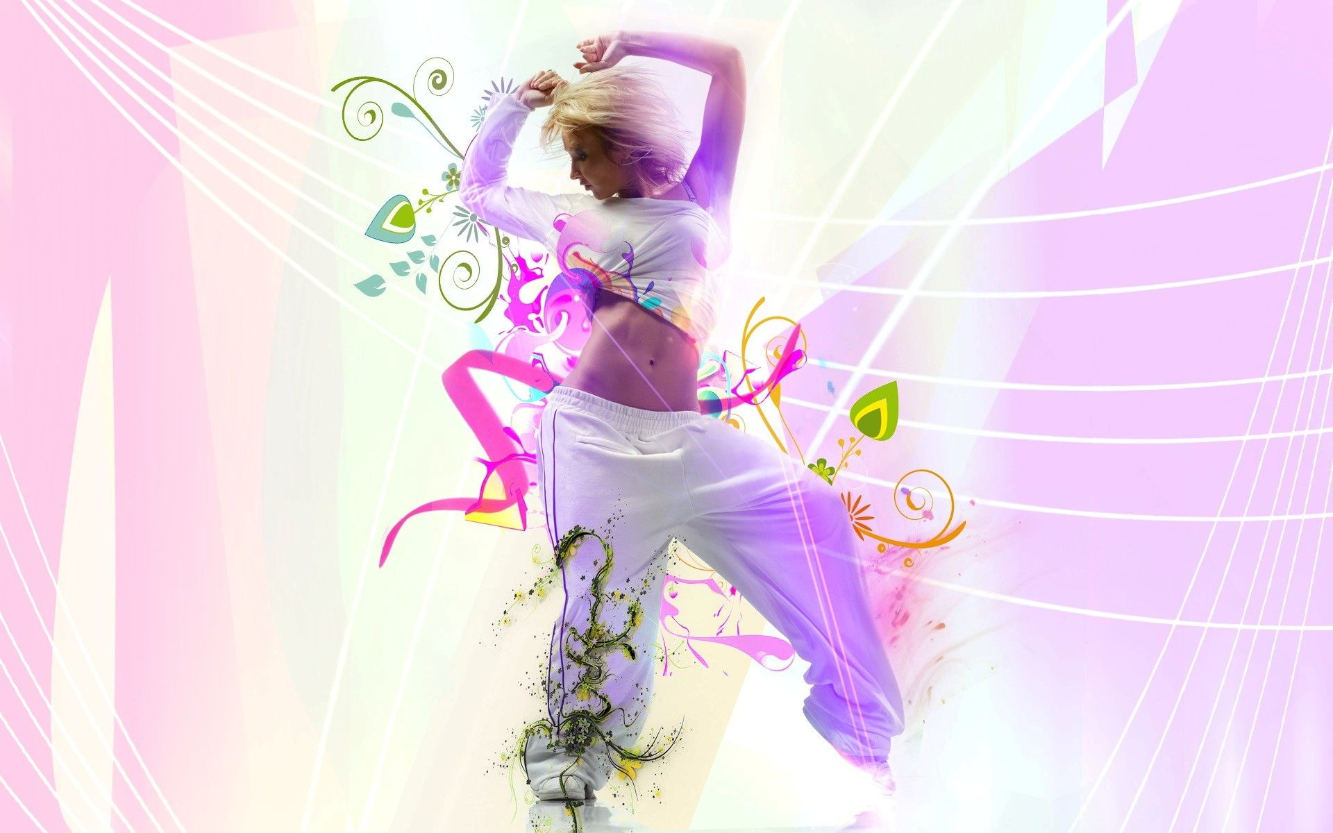 Pink Dance Wallpapers Top Free Pink Dance Backgrounds