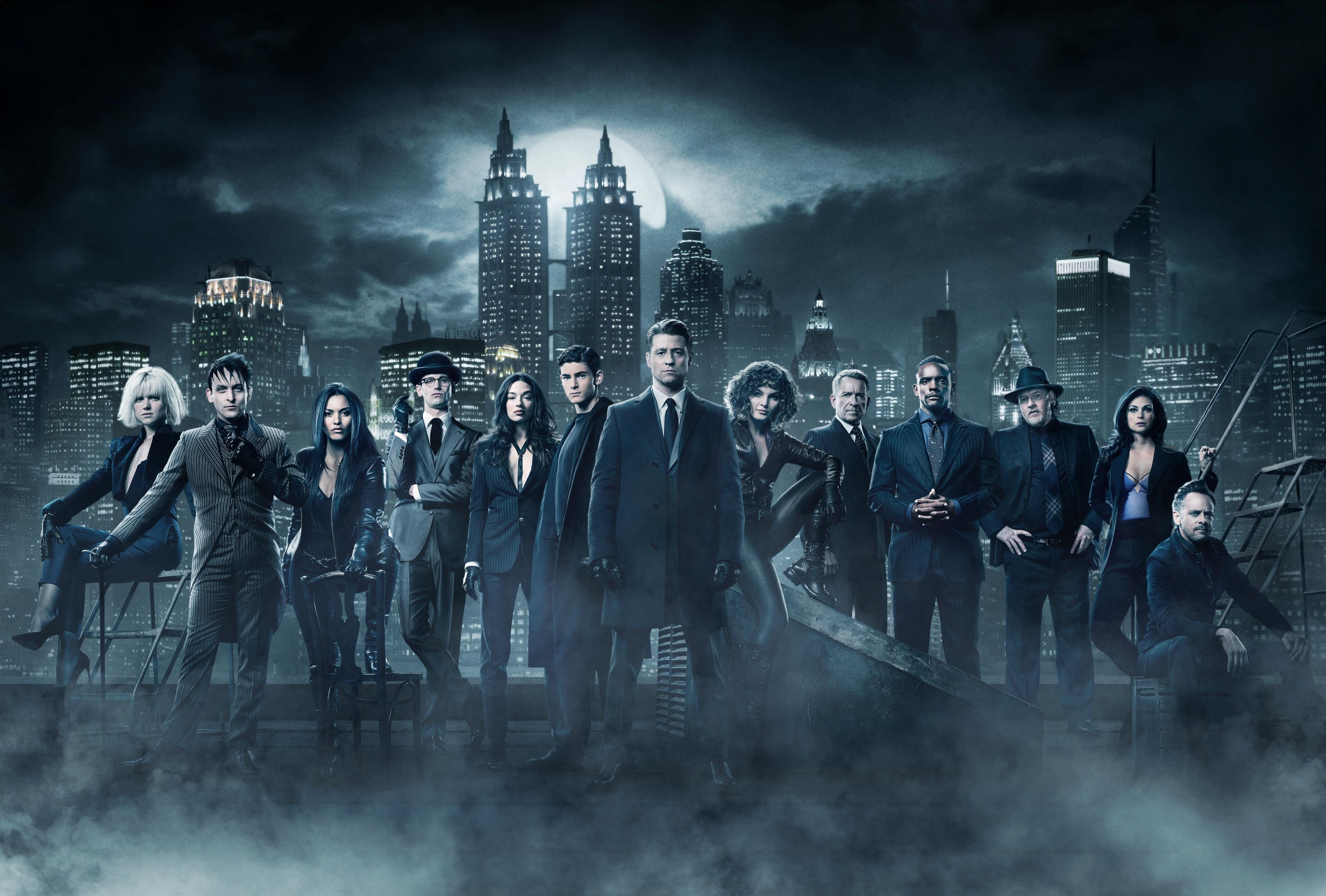 Cool Gotham Wallpapers Top Free Cool Gotham Backgrounds