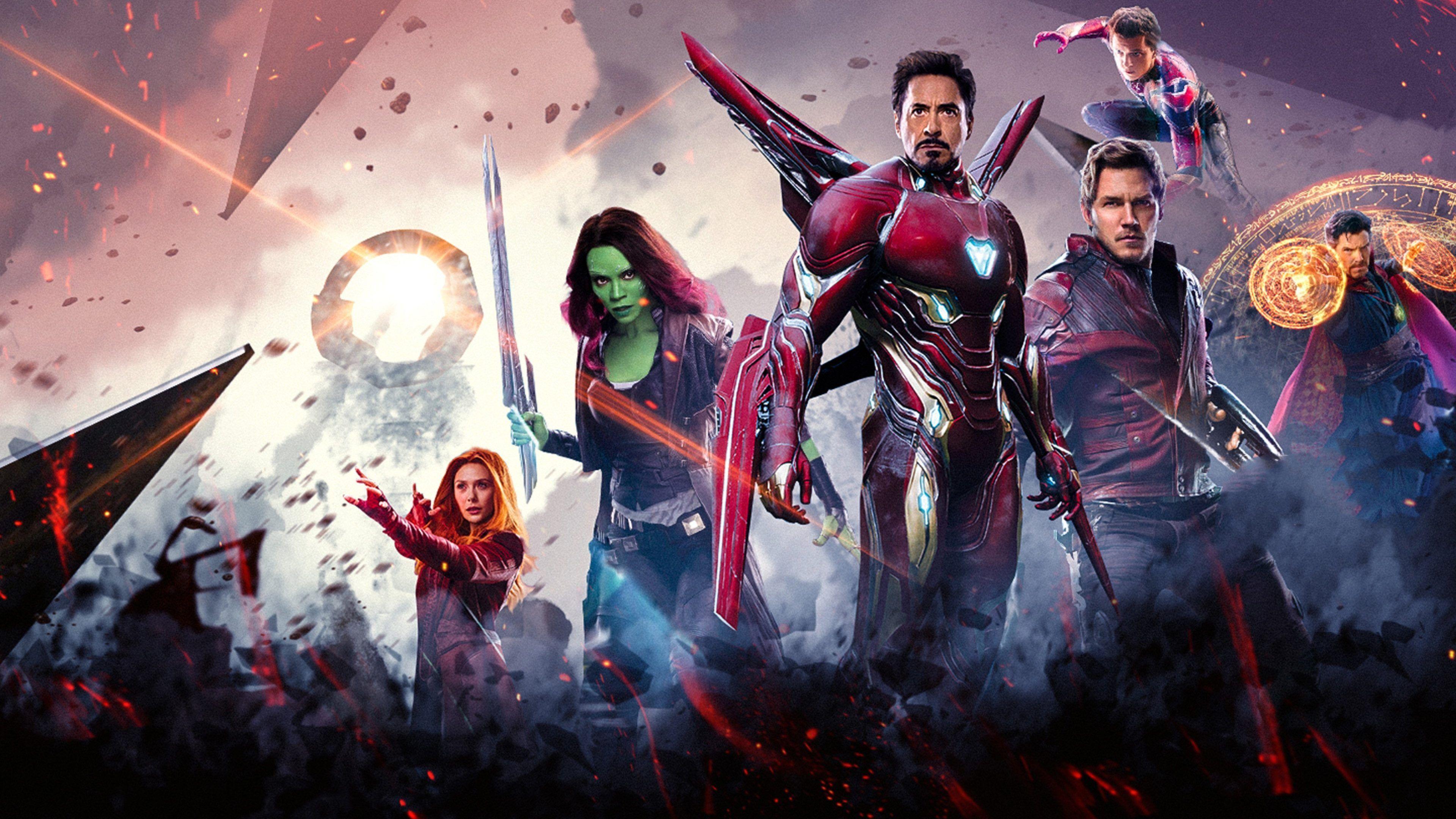 Marvel Infinity War 3840 X 2160 Wallpapers Top Free Marvel Infinity War 3840 X 2160 Backgrounds Wallpaperaccess
