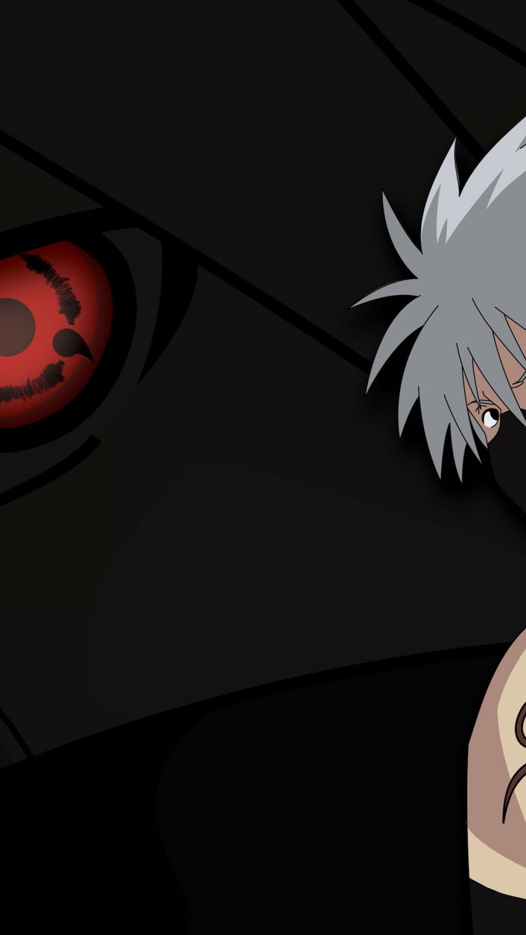 Naruto Kakashi Iphone Wallpapers Top Free Naruto Kakashi Iphone Backgrounds Wallpaperaccess
