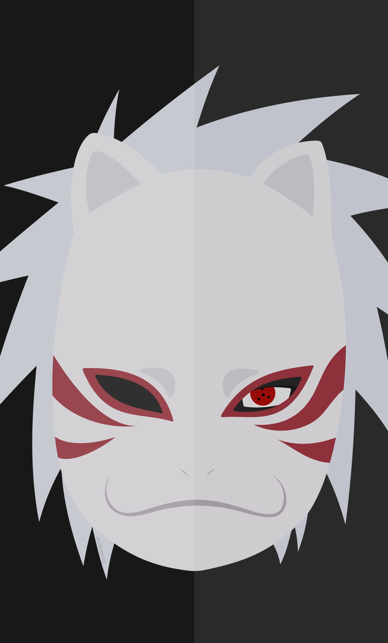 Naruto Kakashi Iphone Wallpapers Top Free Naruto Kakashi