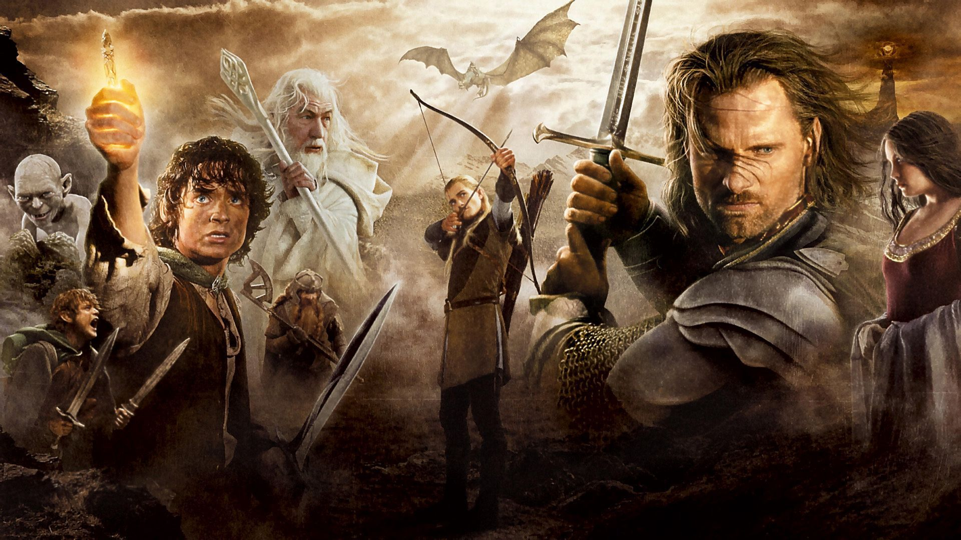 Lotr Movie Wallpapers Top Free Lotr Movie Backgrounds