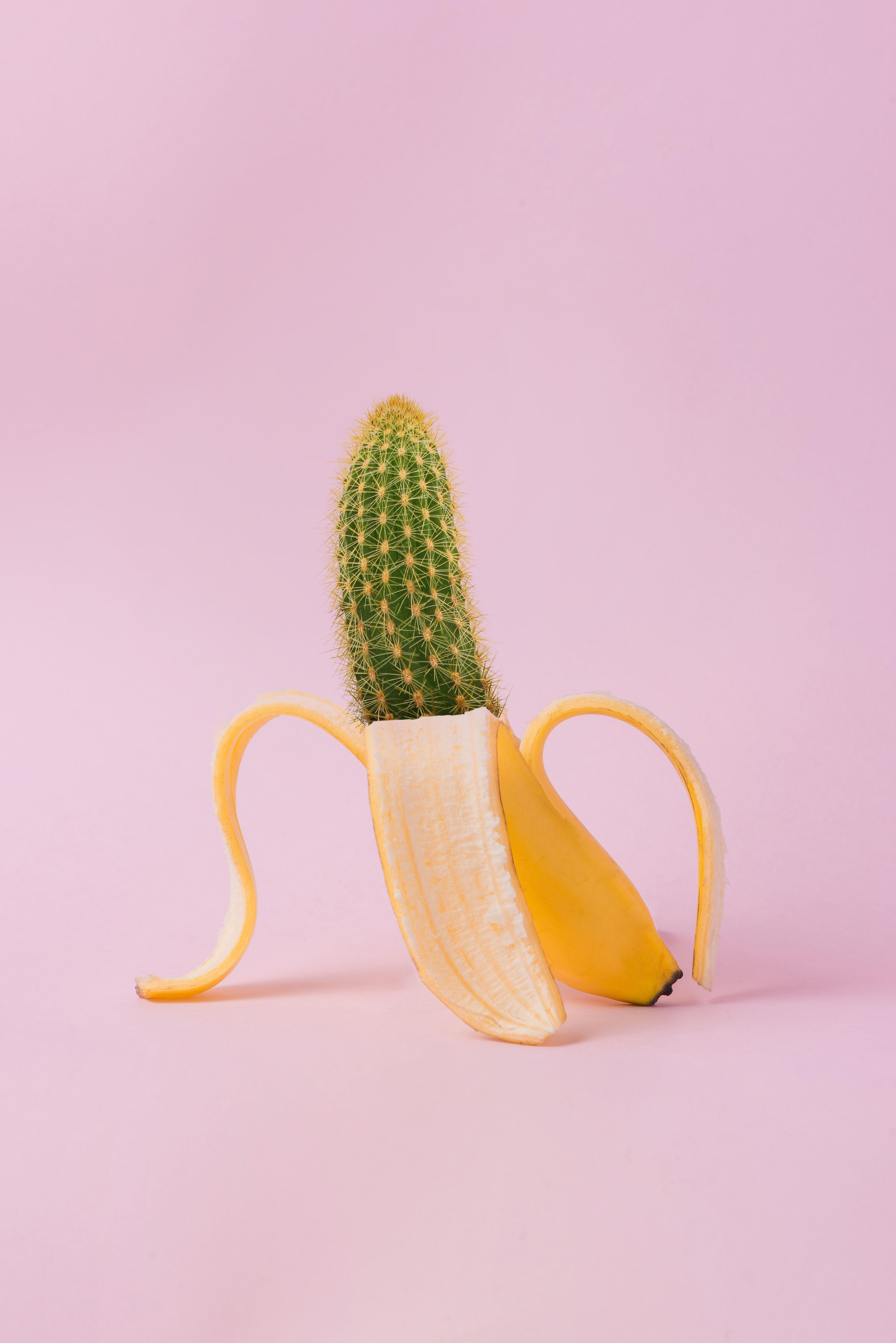 Yellow Banana Aesthetic Computer Wallpapers - Top Free ...