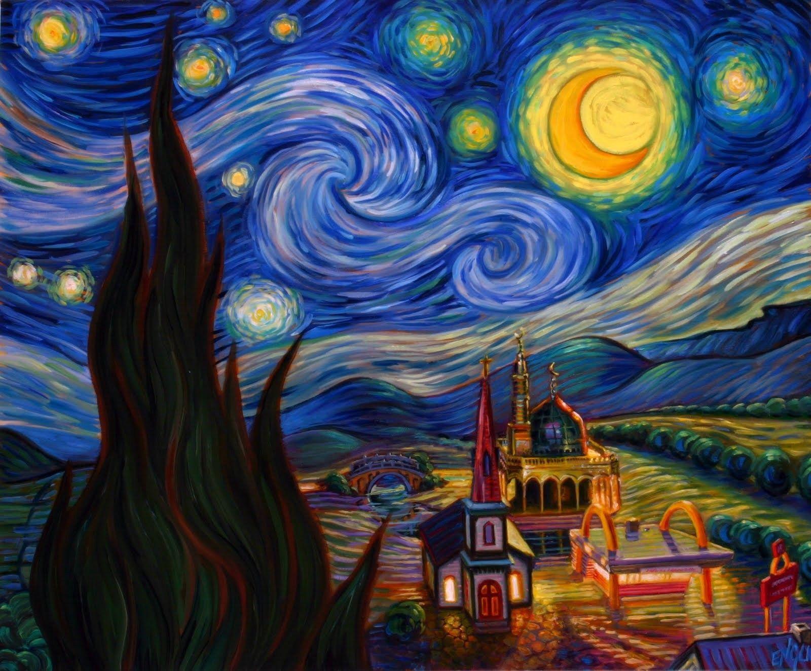 "1920x1200 All Van Gogh Paintings | Vincent-Van-Gogh-Painting-Wallpaper-HD ..."">"