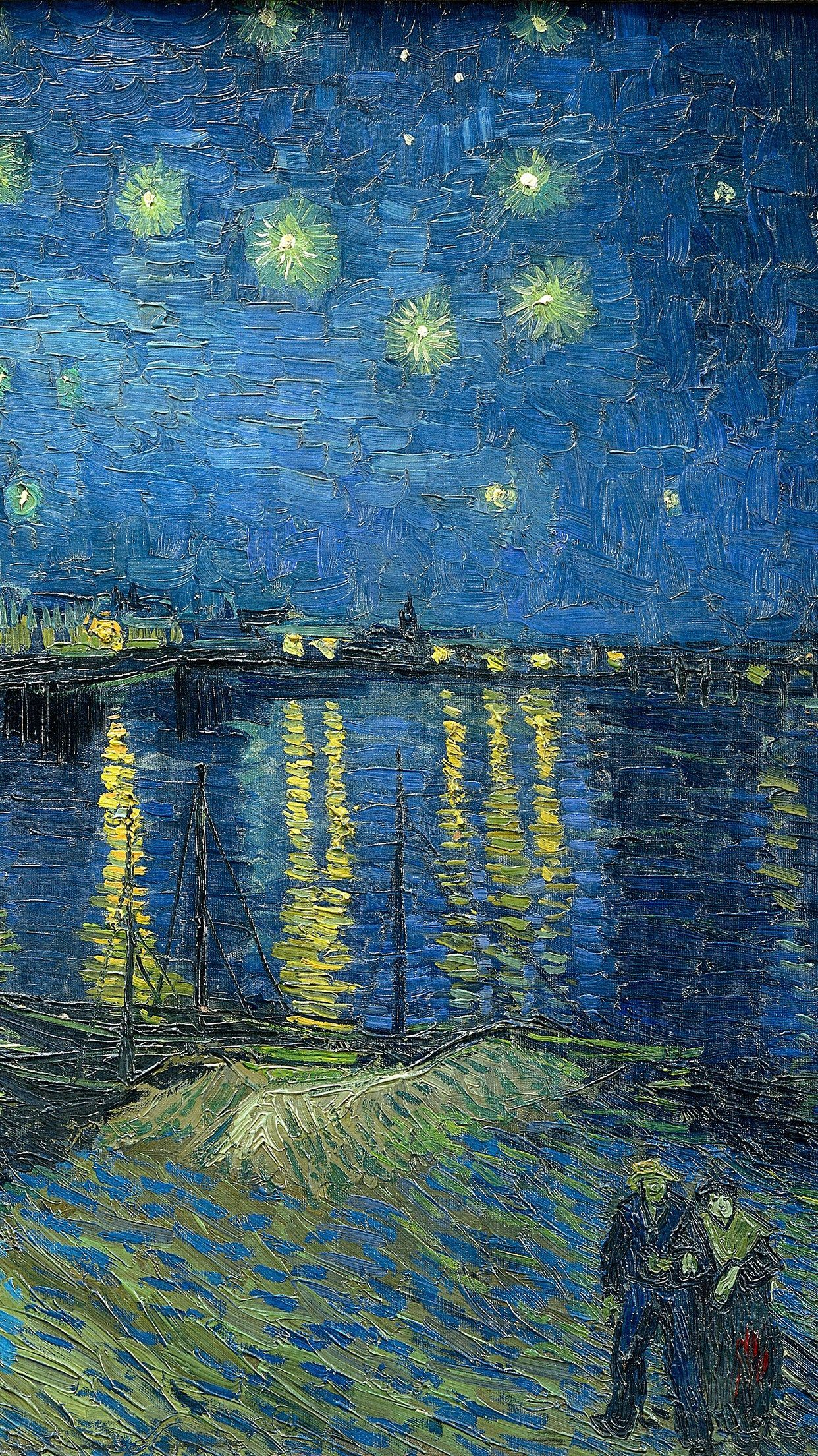 Van Gogh Android Wallpapers Top Free Van Gogh Android