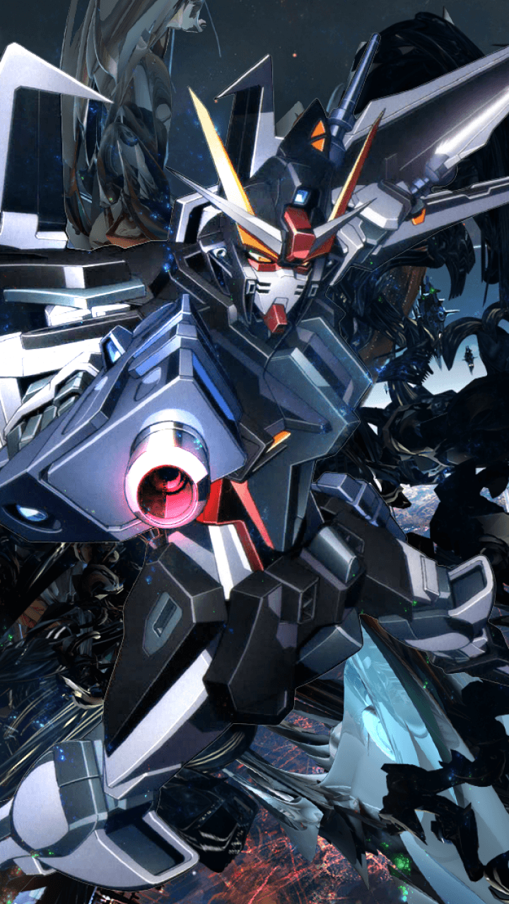 Gundam Iphone Wallpapers Top Free Gundam Iphone Backgrounds Wallpaperaccess