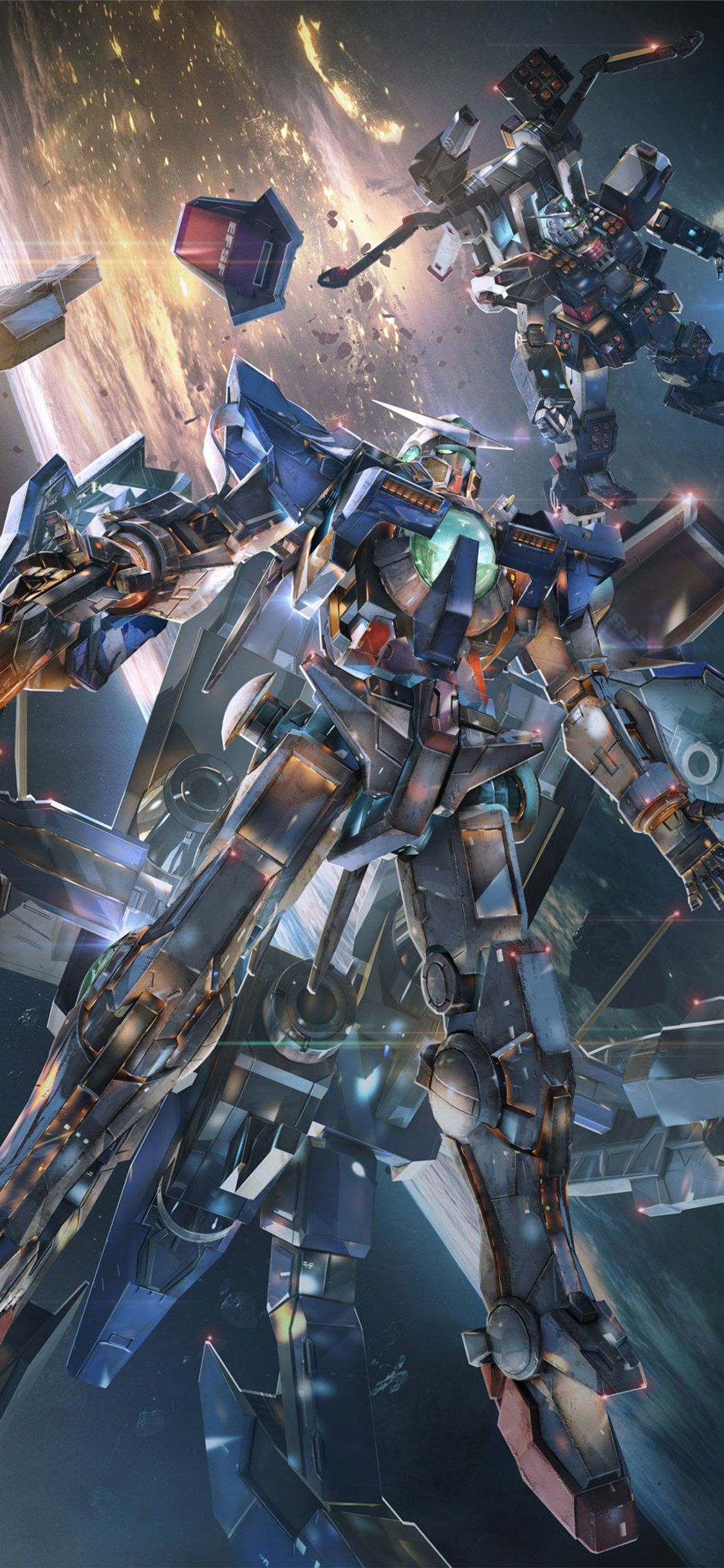 Download 300 Wallpaper Iphone Gundam HD Paling Keren