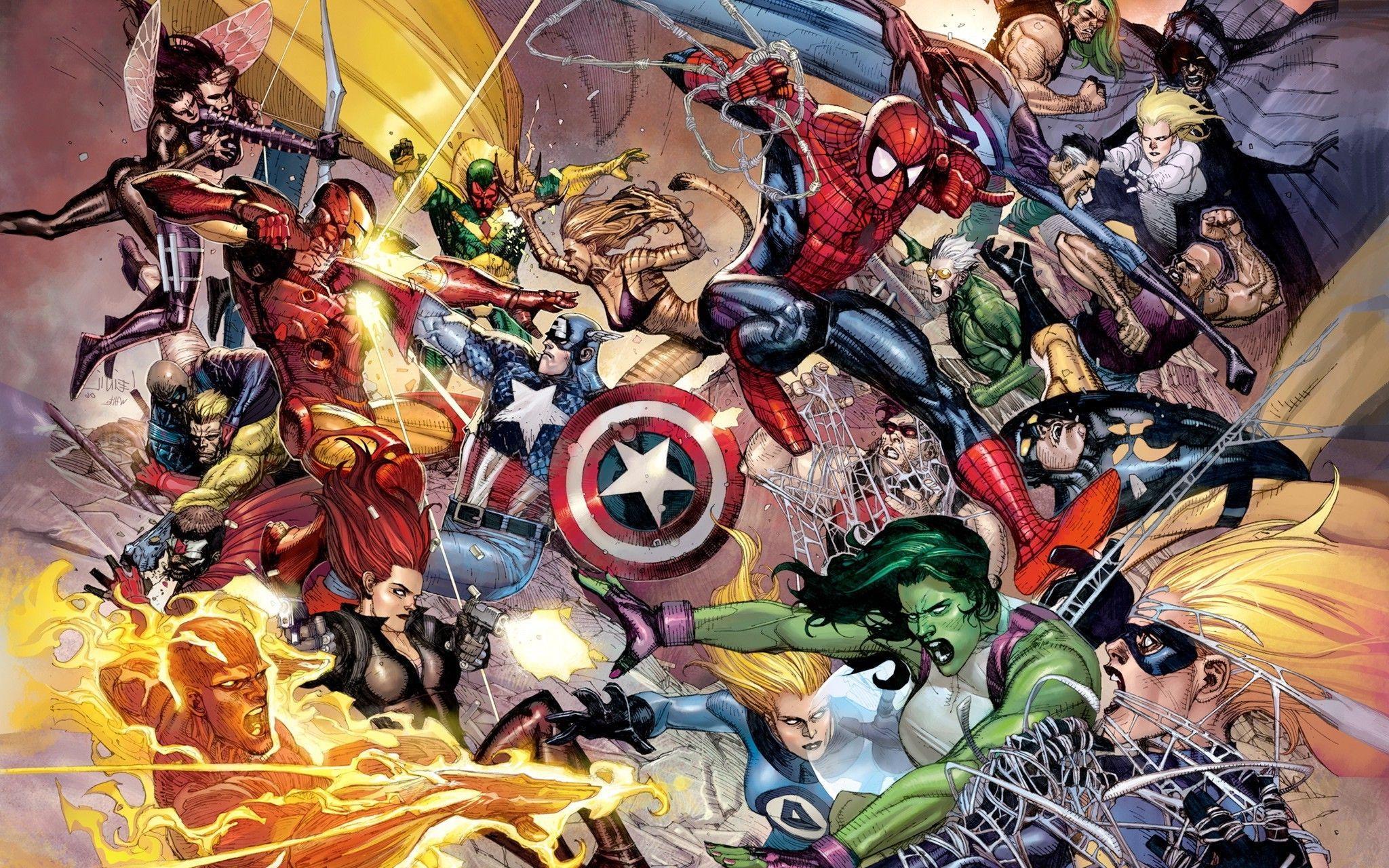 Marvel Comic 4k Wallpapers Top Free Marvel Comic 4k Backgrounds
