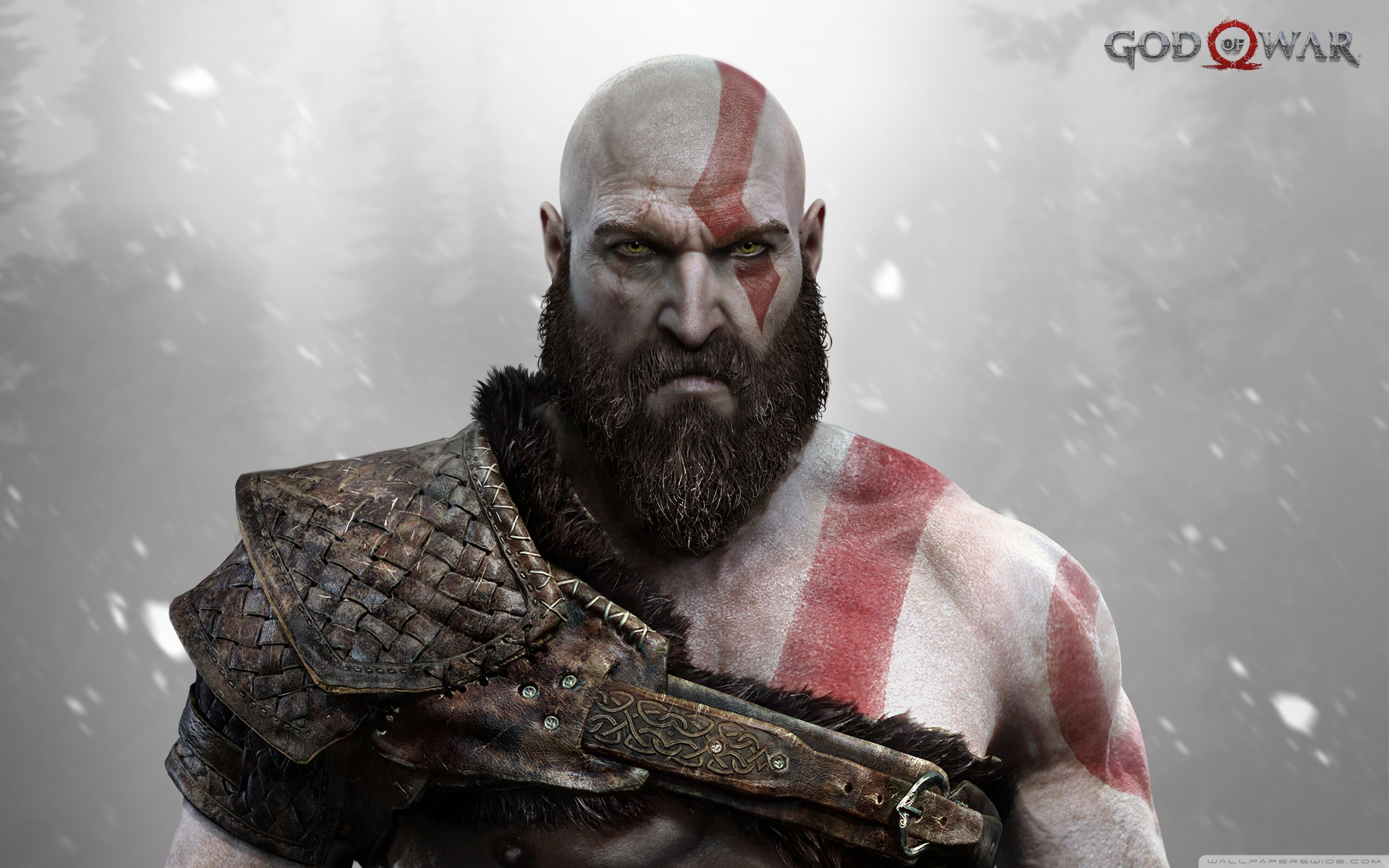God Of War 2016 Wallpapers Top Free God Of War 2016 Backgrounds