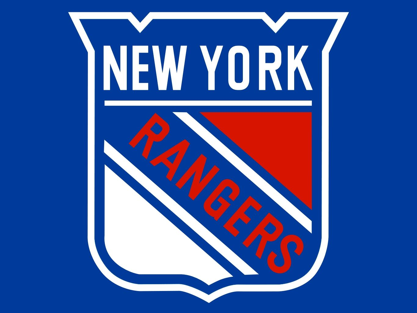 New York Rangers Logo Wallpapers Top Free New York Rangers Logo