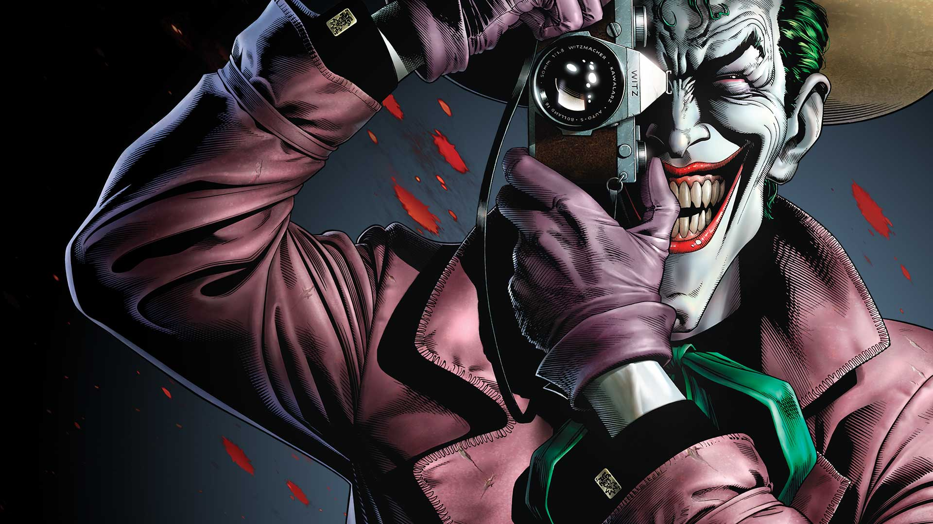 Joker Killing Joke 4k Ultra Hd Wallpapers Top Free Joker