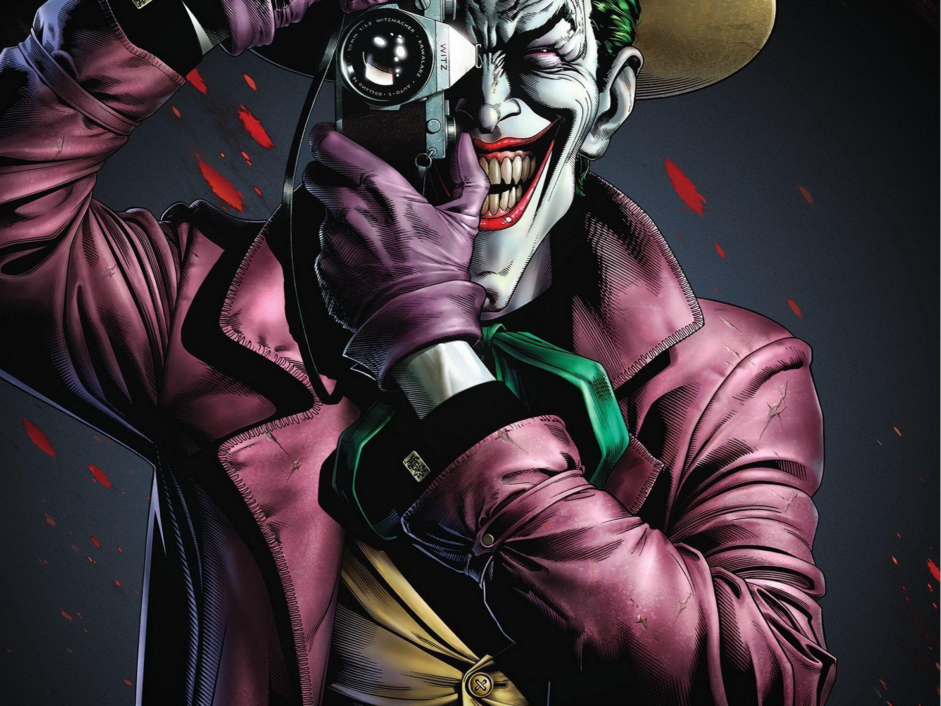 Joker Killing Joke 4k Ultra Hd Wallpapers Top Free Joker