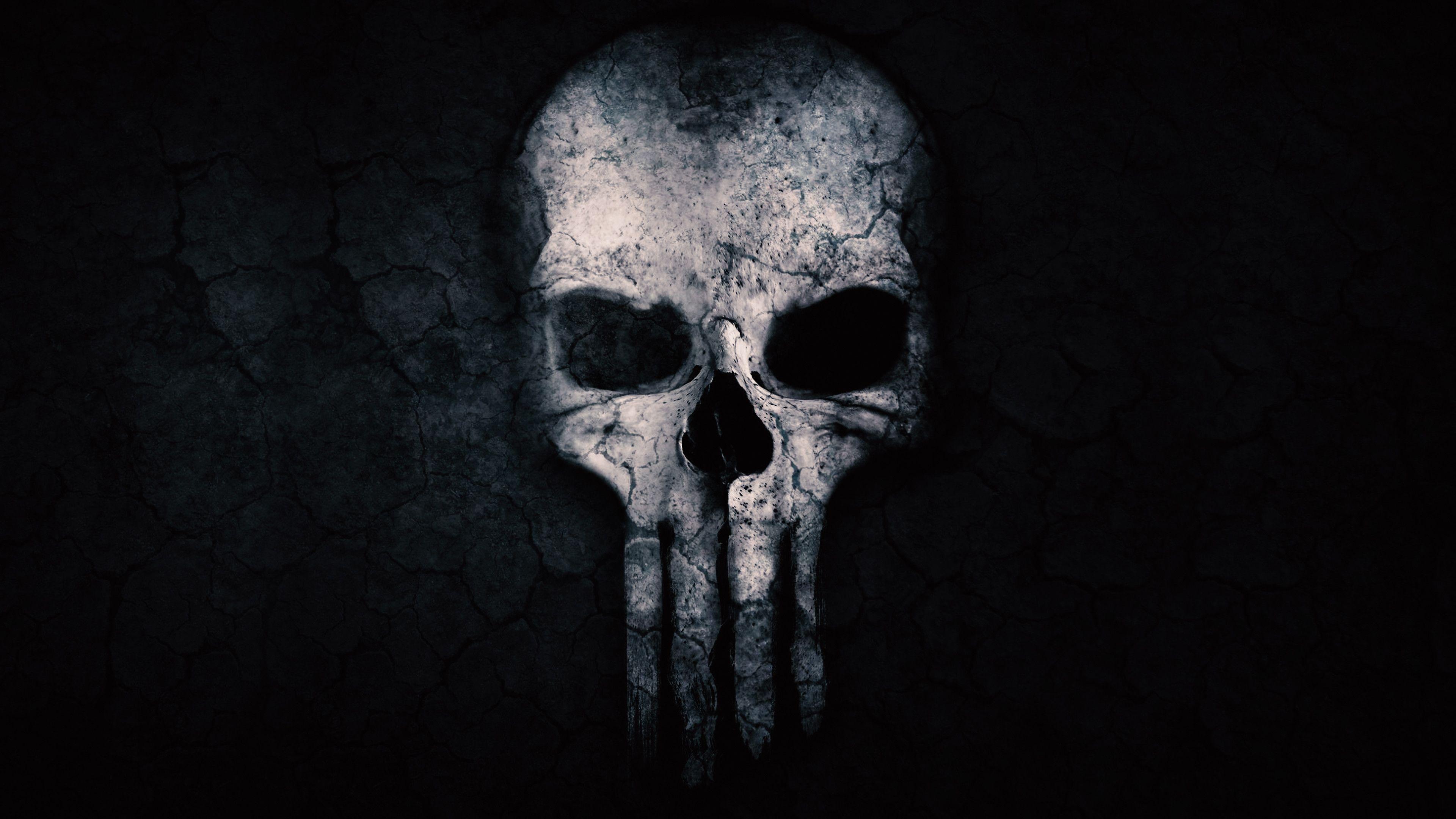 Punisher Logo Wallpapers Top Free Punisher Logo Backgrounds Wallpaperaccess