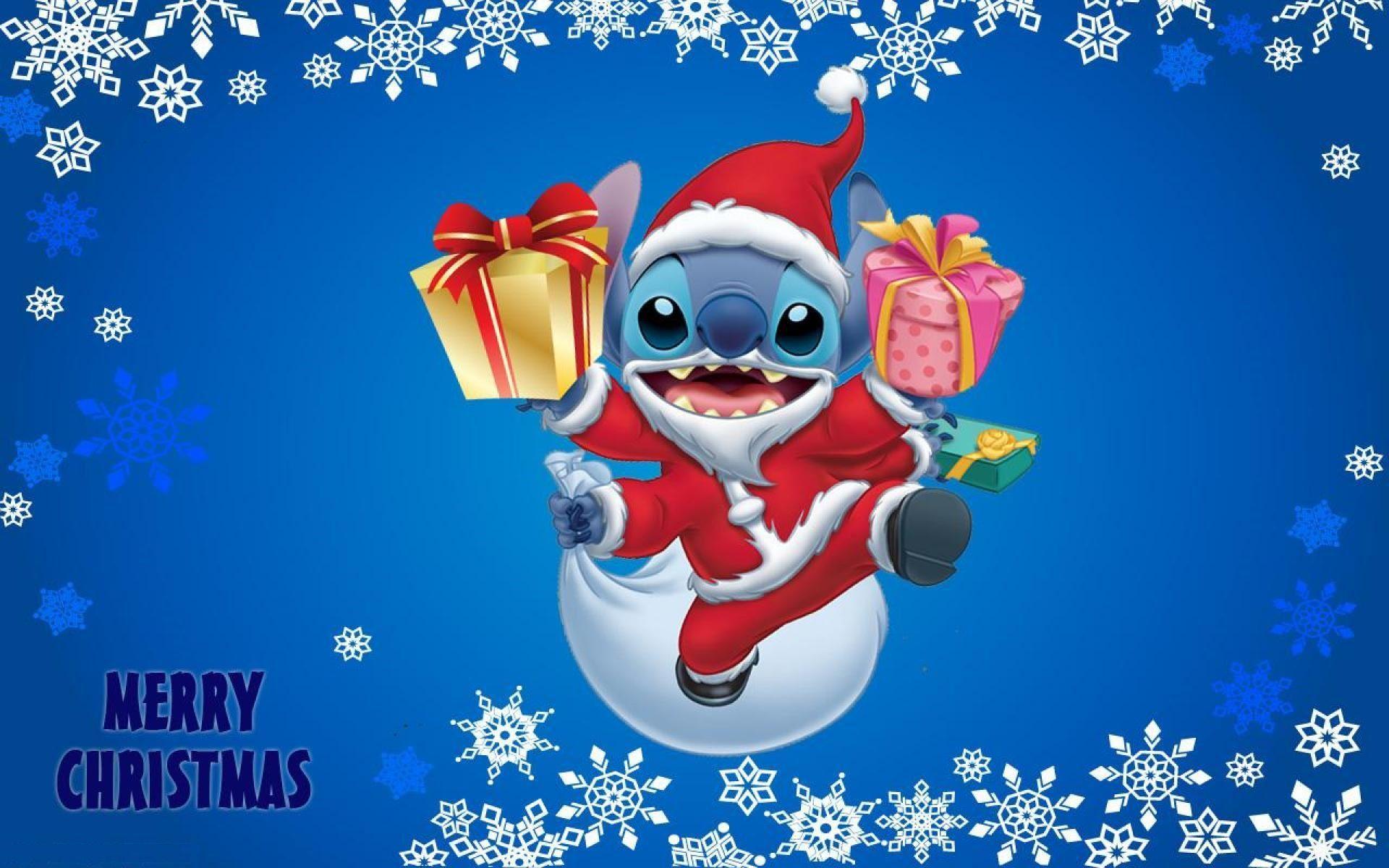 Cute Disney Christmas Wallpapers - Top