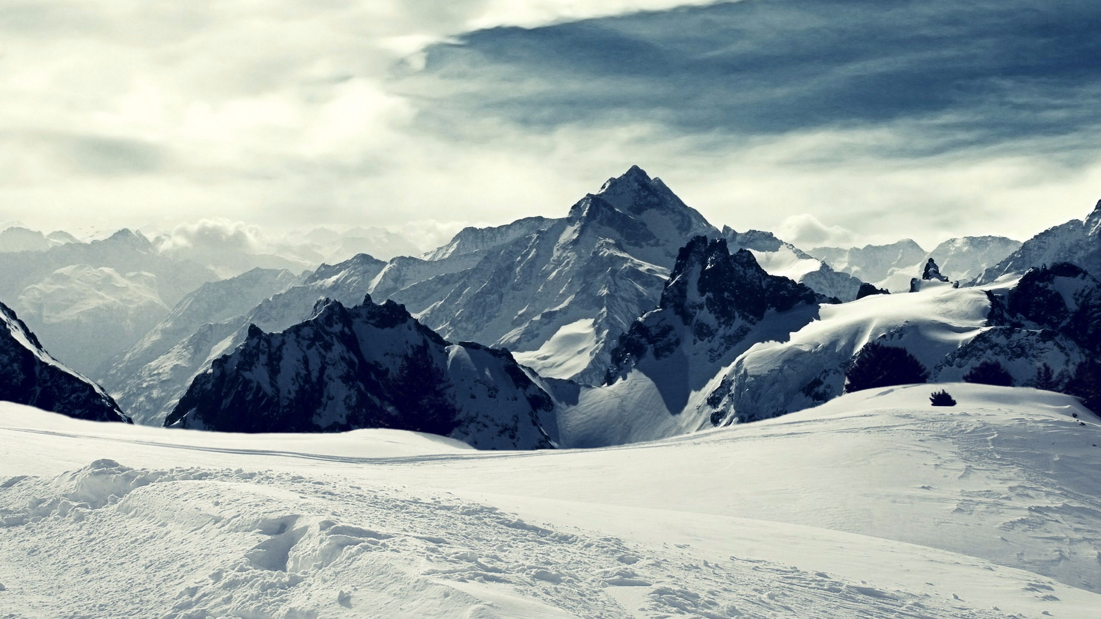 Snow 4K Wallpapers - Top Free Snow 4K Backgrounds - WallpaperAccess