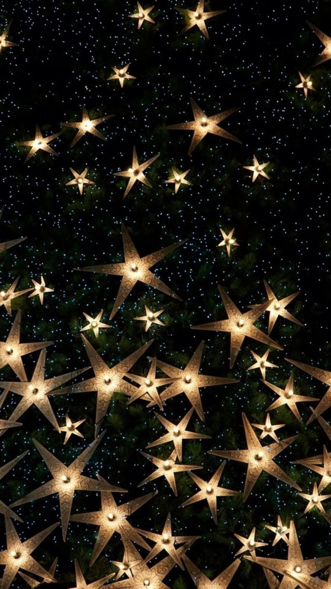 Sparkling Christmas iPhone Wallpapers , Top Free Sparkling