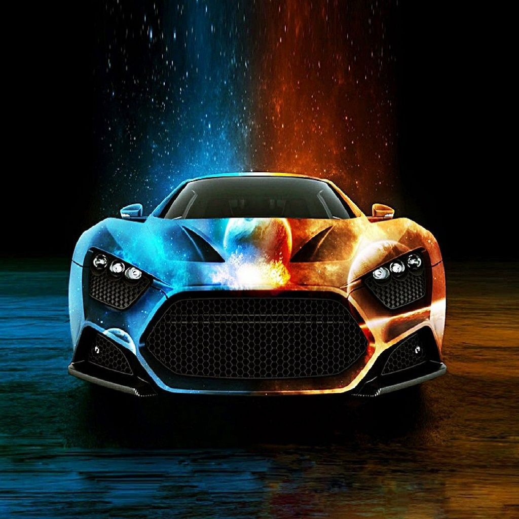 Smartphone Wallpaper Car: Cool Neon Cars Wallpapers