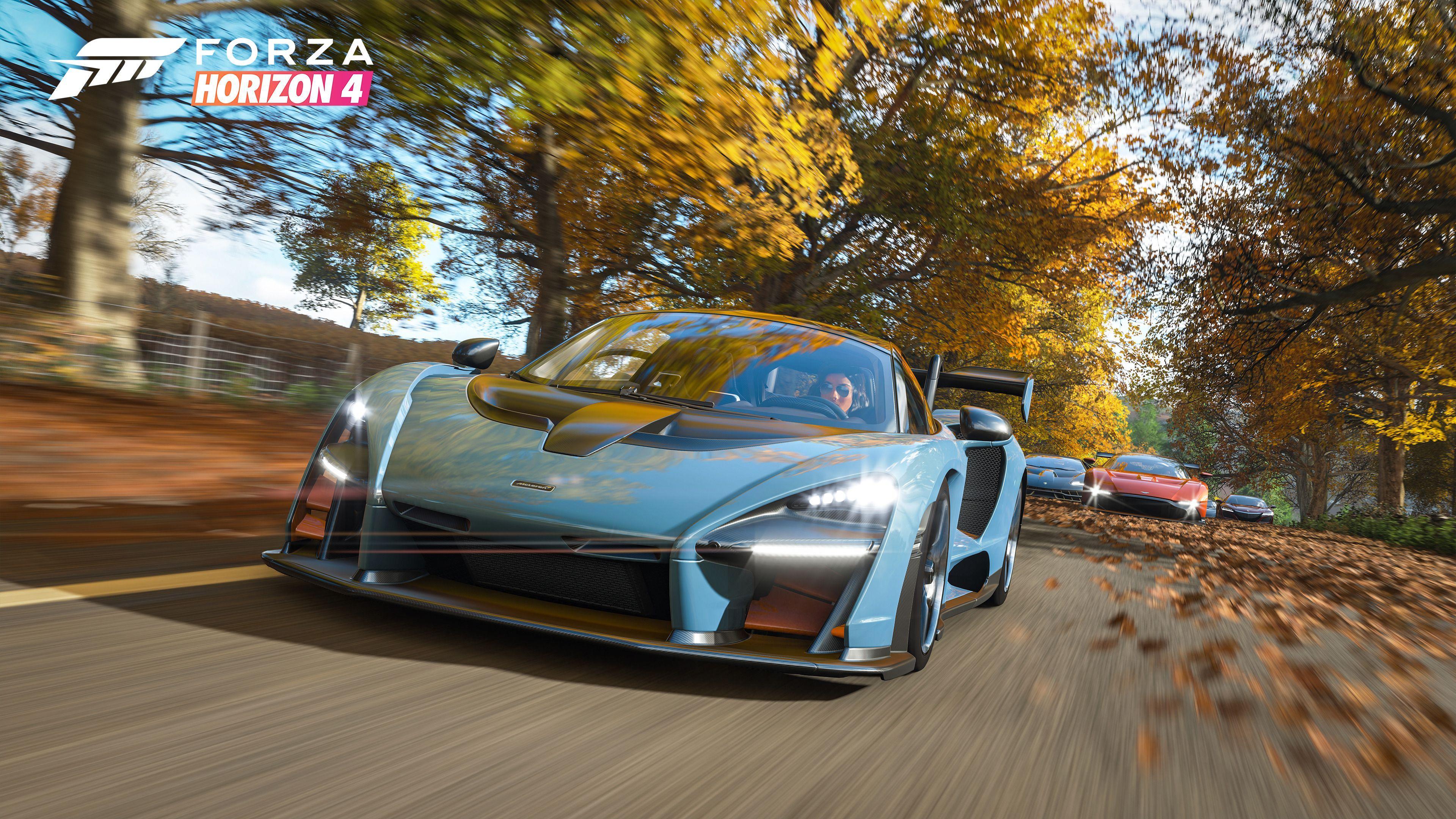 3840x2160 Forza Horizon 4 2018, HD Games, 4k Wallpaper, Image