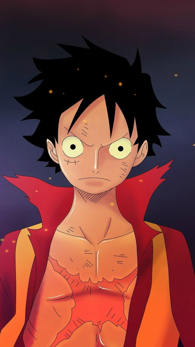 One Piece Luffy Iphone Wallpapers Top Free One Piece Luffy