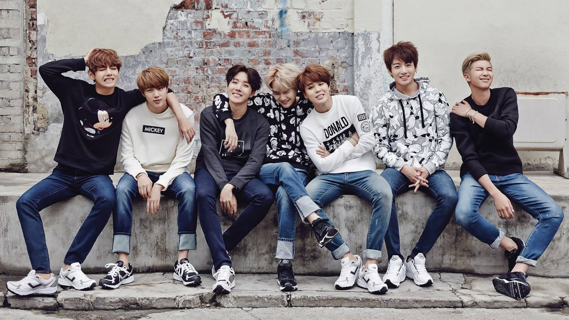 Bts Wallpapers Desktop
