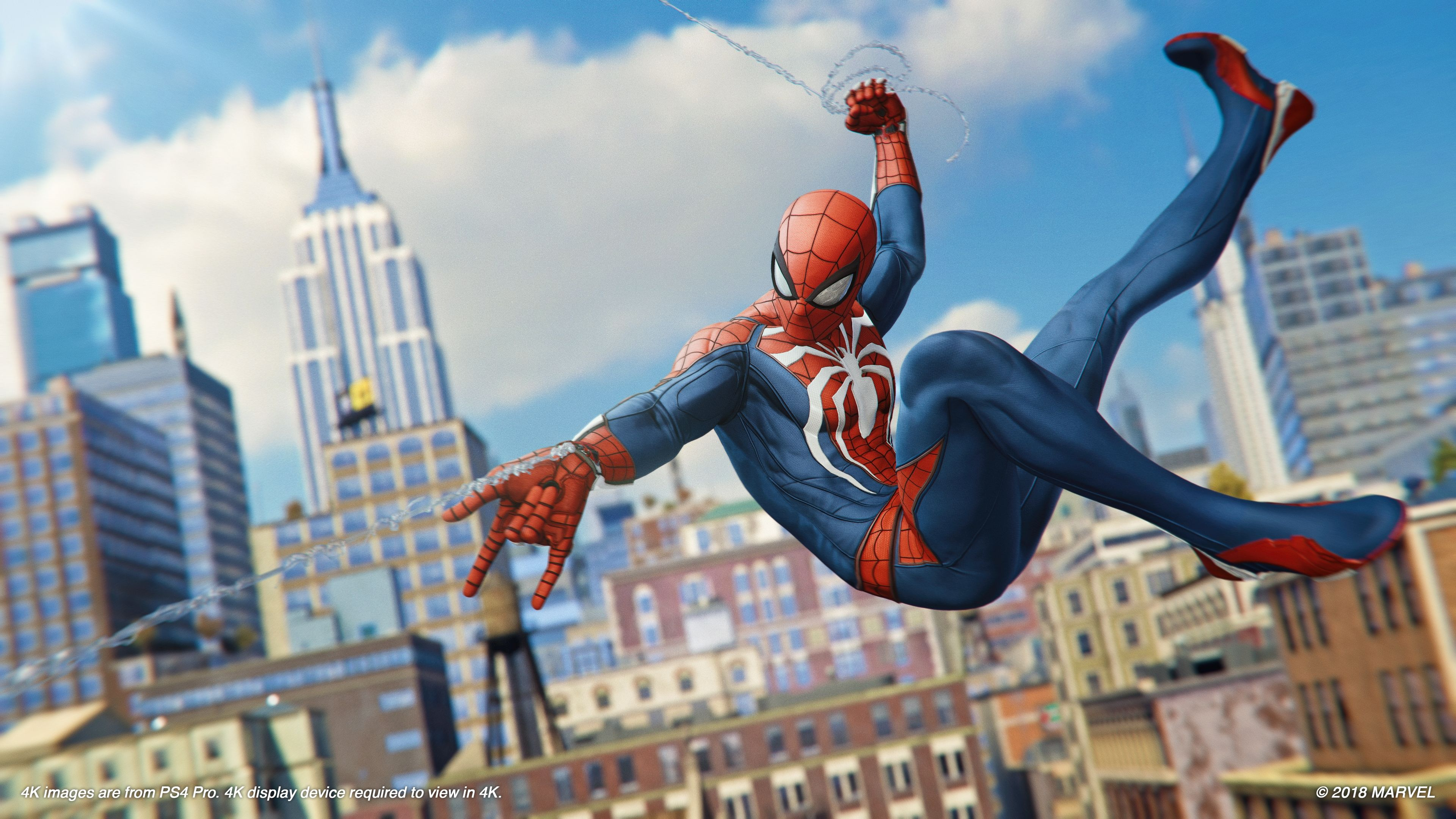 Spider Man Playstation 4 Wallpapers Top Free Spider Man