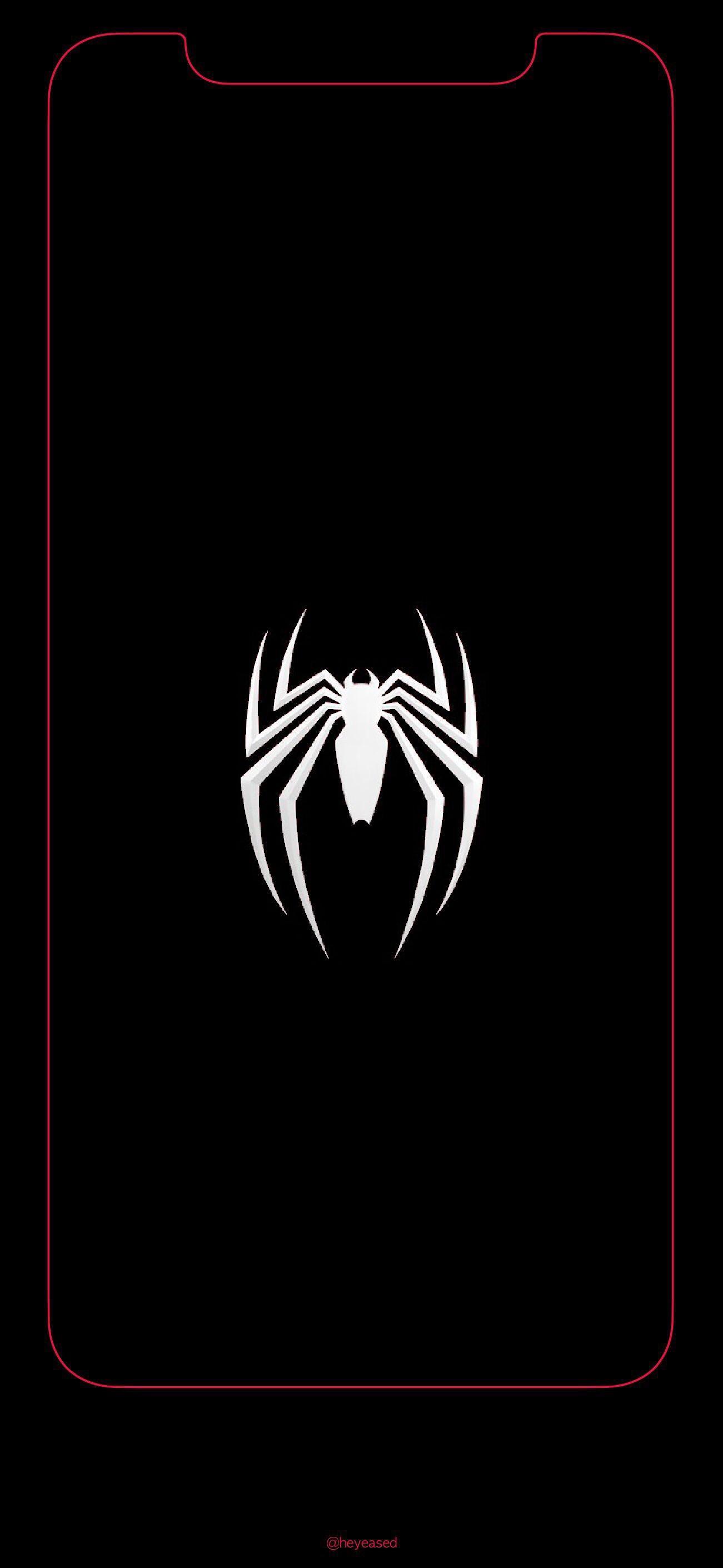 Spiderman iPhone X Wallpapers - Top Free Spiderman iPhone ...