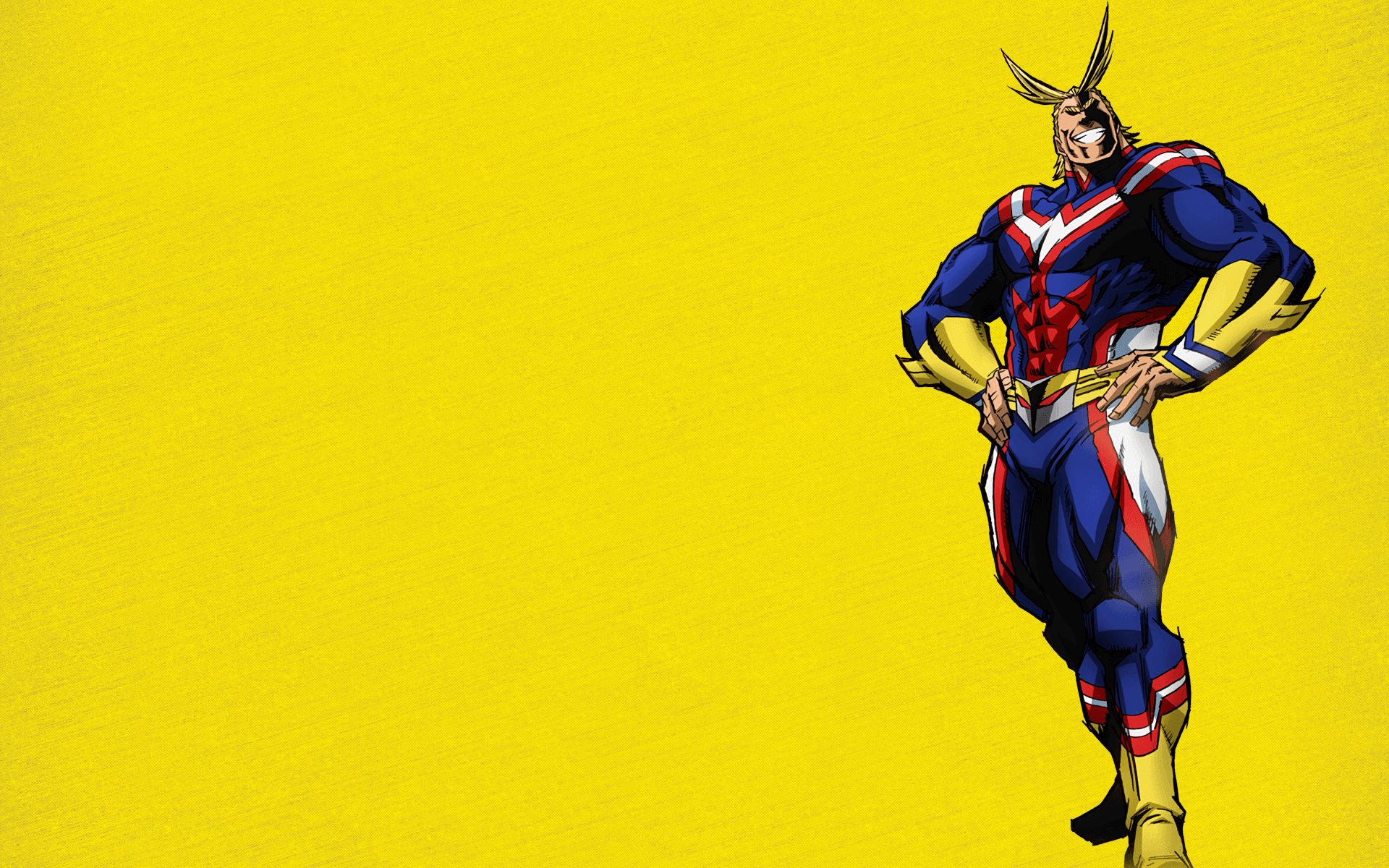 My Hero Academia All Might 4k Wallpapers Top Free My Hero