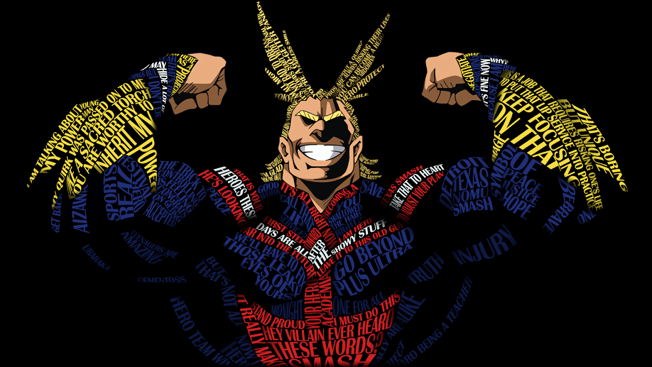 My Hero Academia All Might 4K Wallpapers - Top Free My ...