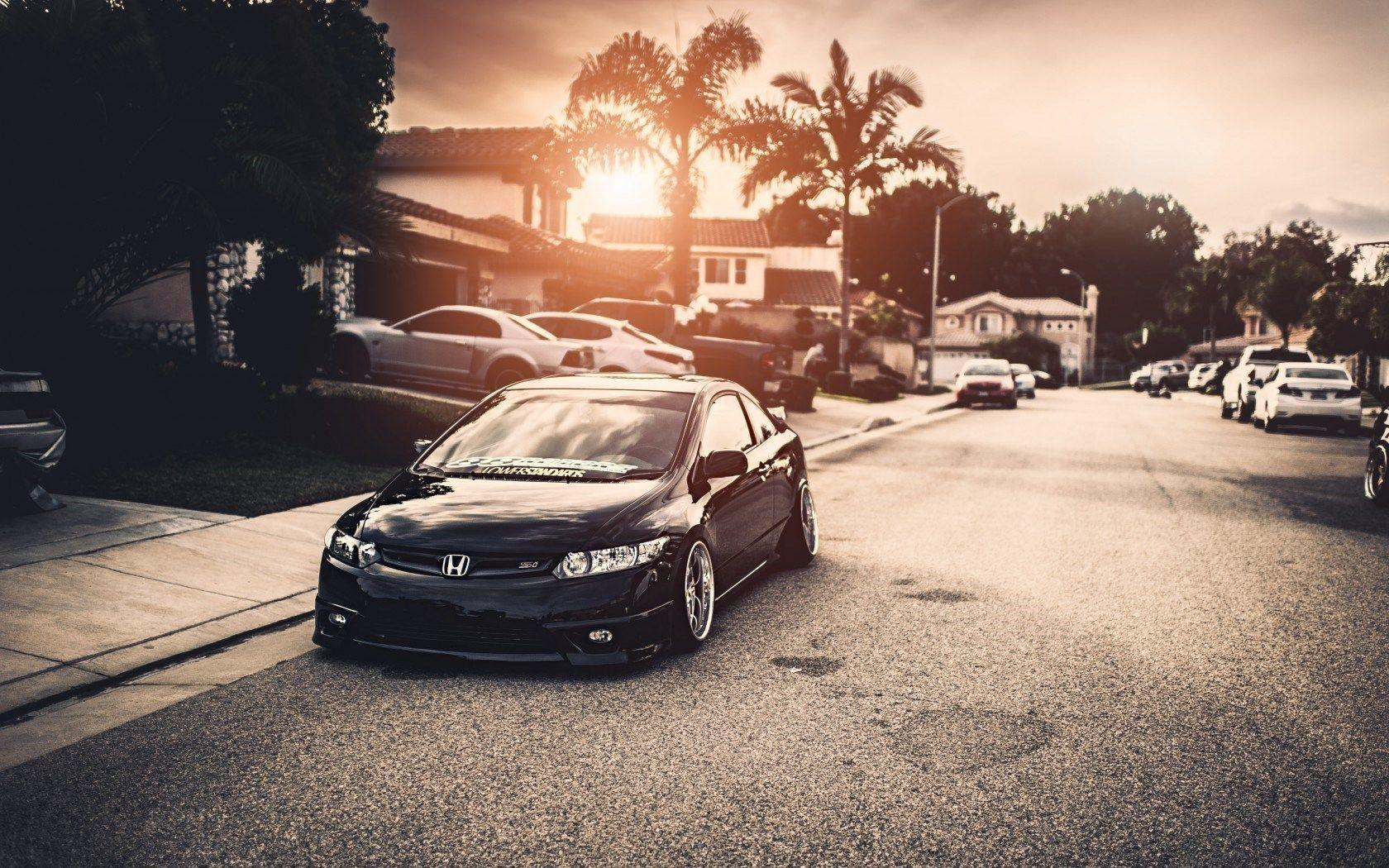 Honda Civic Wallpapers Top Free Honda Civic Backgrounds