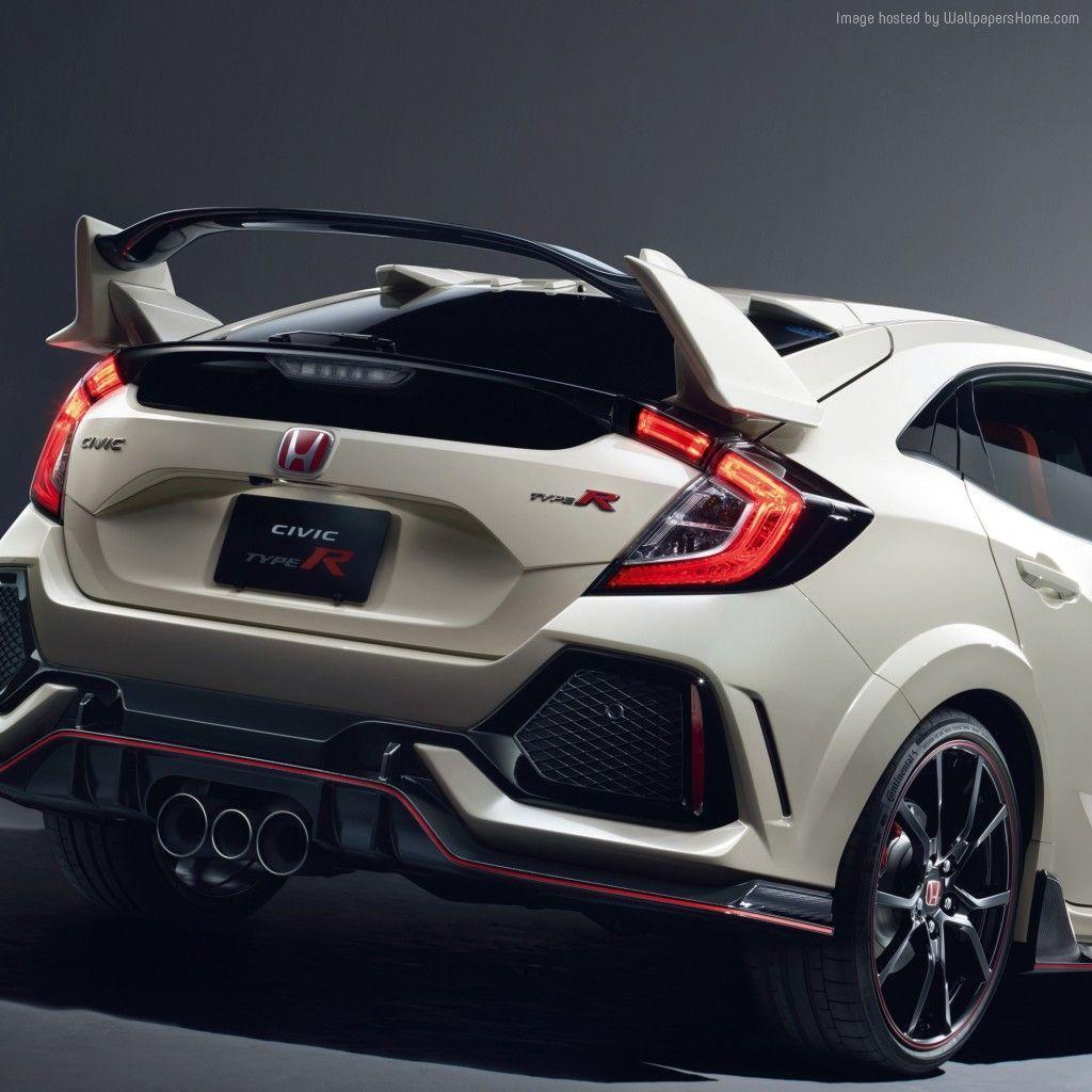 4K Honda Civic Wallpapers