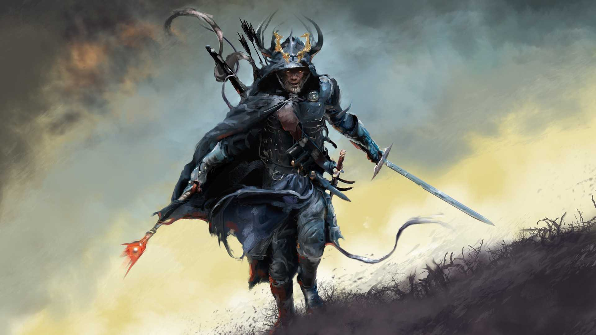 Cool Warrior Wallpapers - Top Free Cool Warrior ...