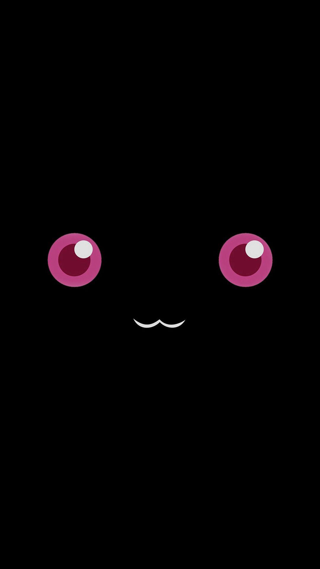 Cute Dark Anime Wallpapers Top Free Cute Dark Anime Backgrounds Wallpaperaccess