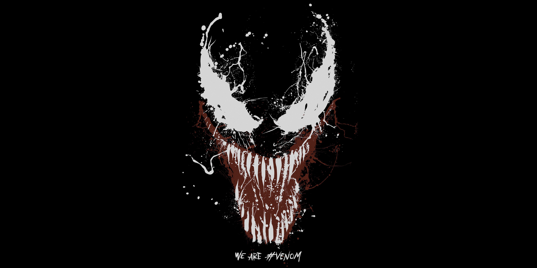 Black Venom Wallpapers Top Free Black Venom Backgrounds