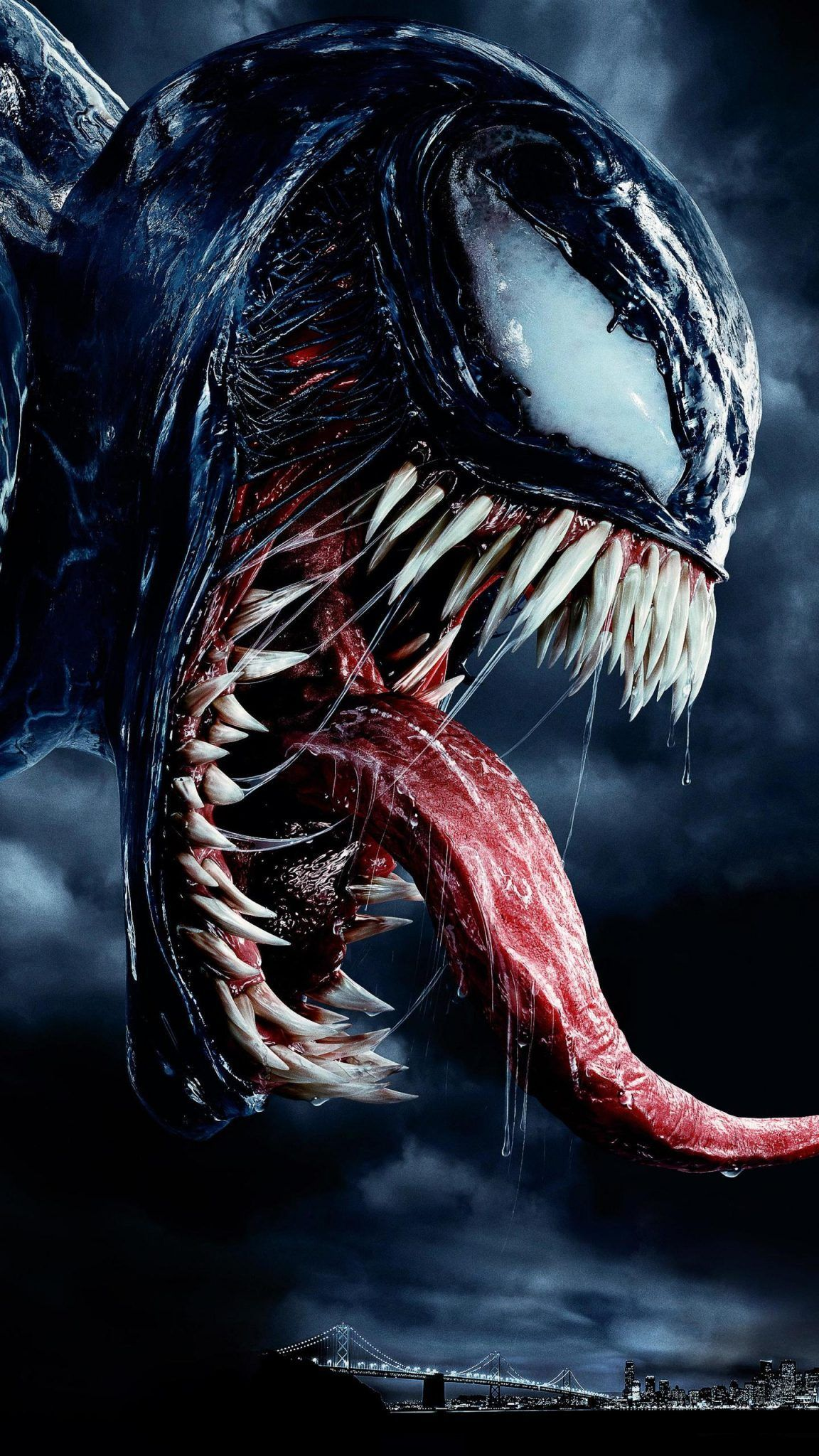 Black Venom Wallpapers Top Free Black Venom Backgrounds
