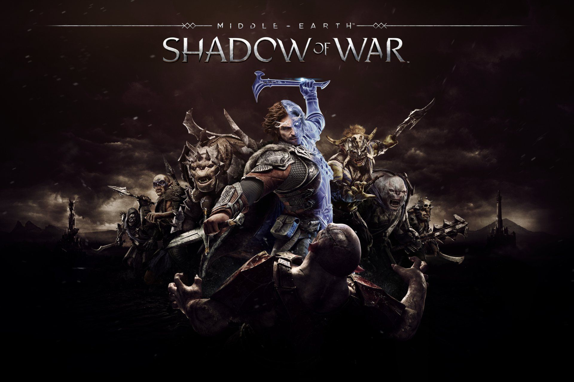 Shadow Of War Wallpapers Top Free Shadow Of War Backgrounds