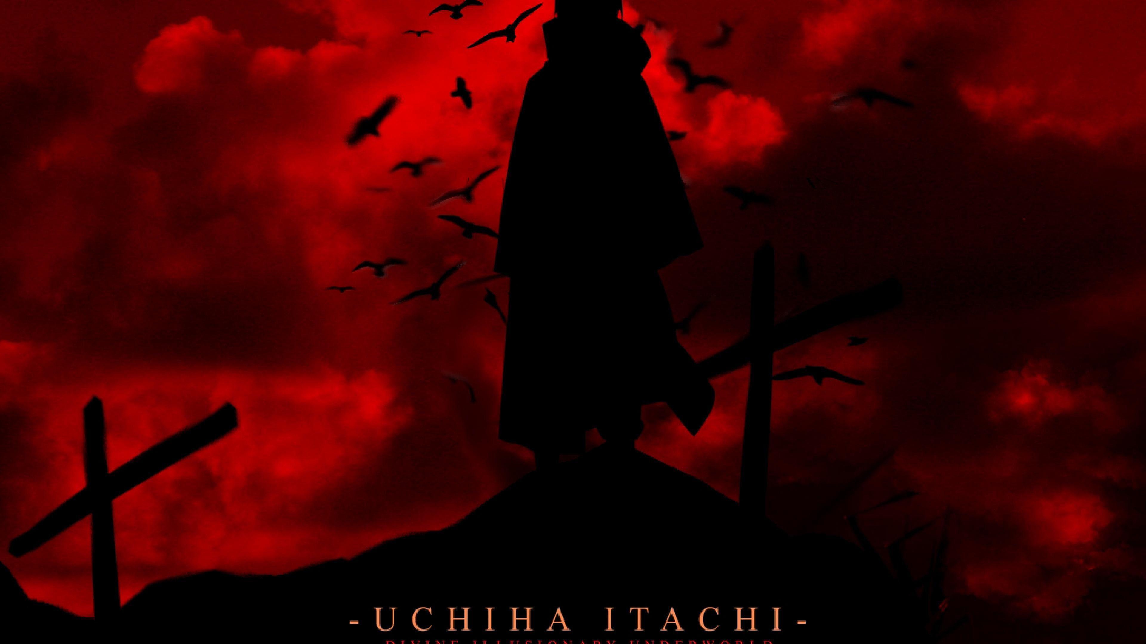 Naruto Itachi Uchiha Wallpapers Top Free Naruto Itachi Uchiha Backgrounds Wallpaperaccess