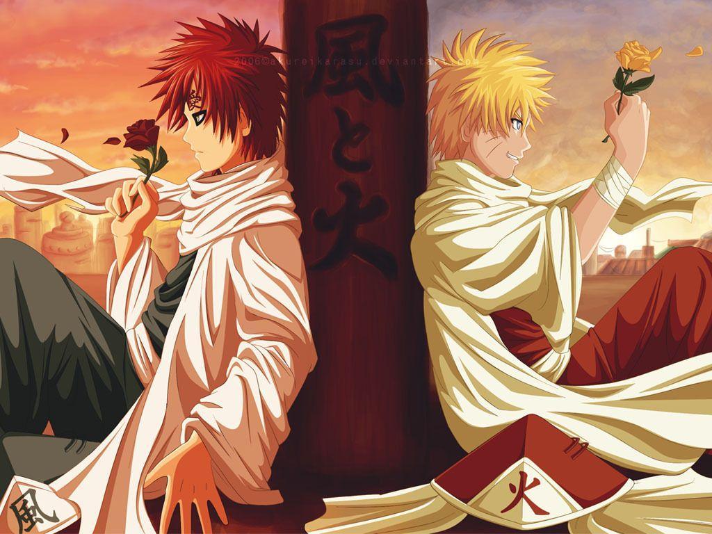 Download 66+ Wallpaper Hd Anime Gaara HD Paling Keren