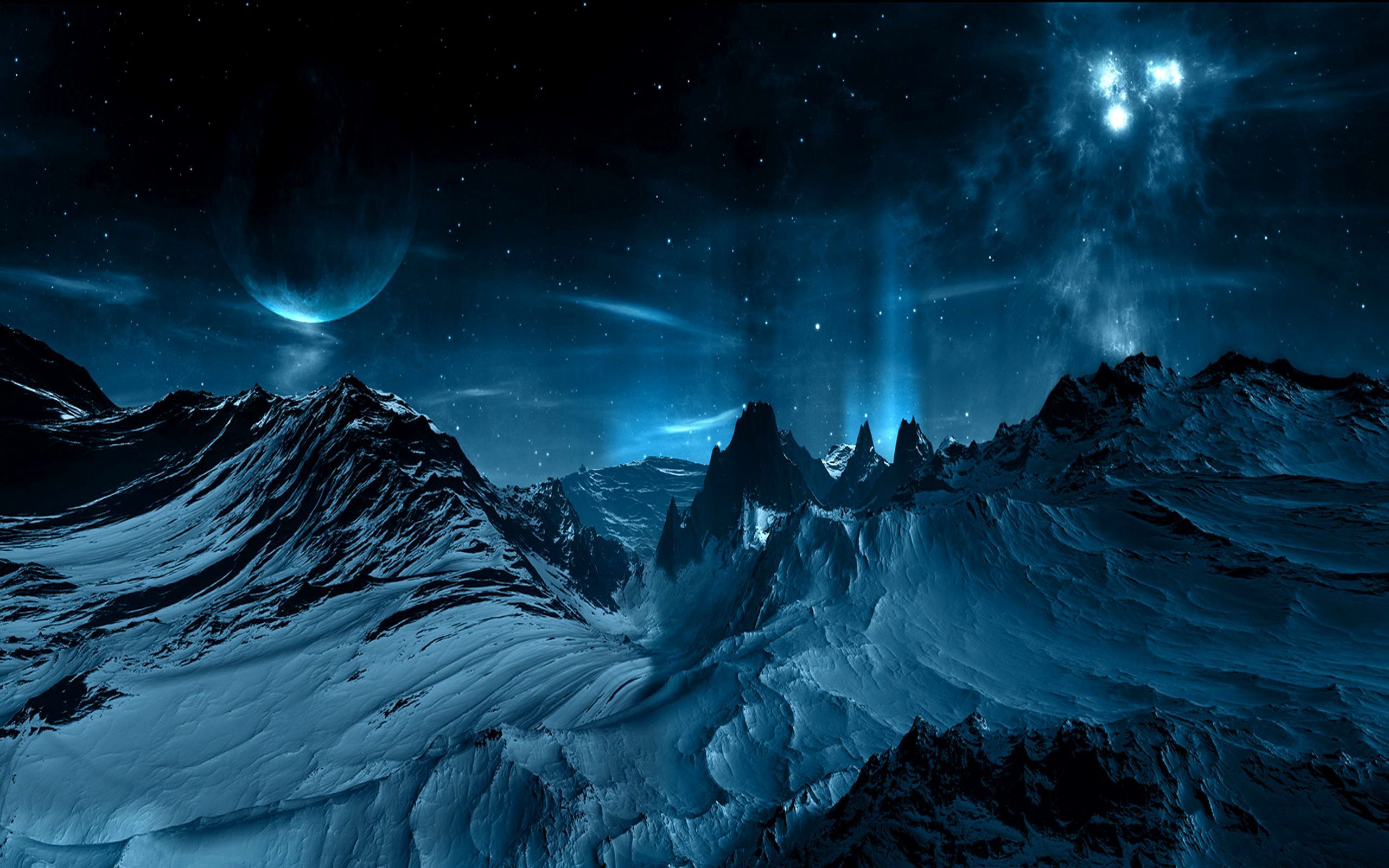 Blue Sci Fi Wallpapers Top Free Blue Sci Fi Backgrounds