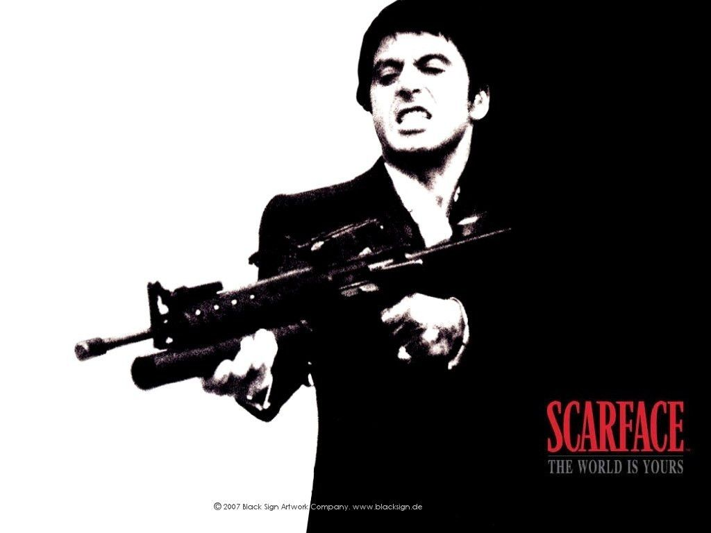 Scarface Iphone Wallpapers Top Free Scarface Iphone
