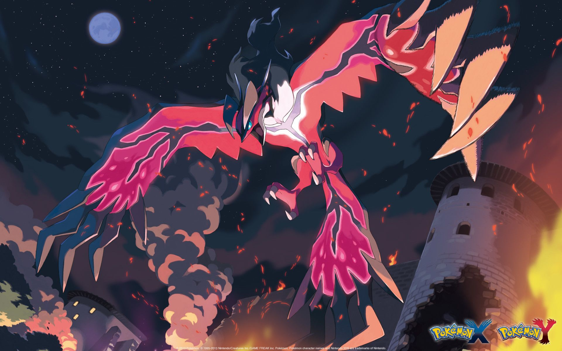 Pokemon X Wallpapers Top Free Pokemon X Backgrounds Wallpaperaccess