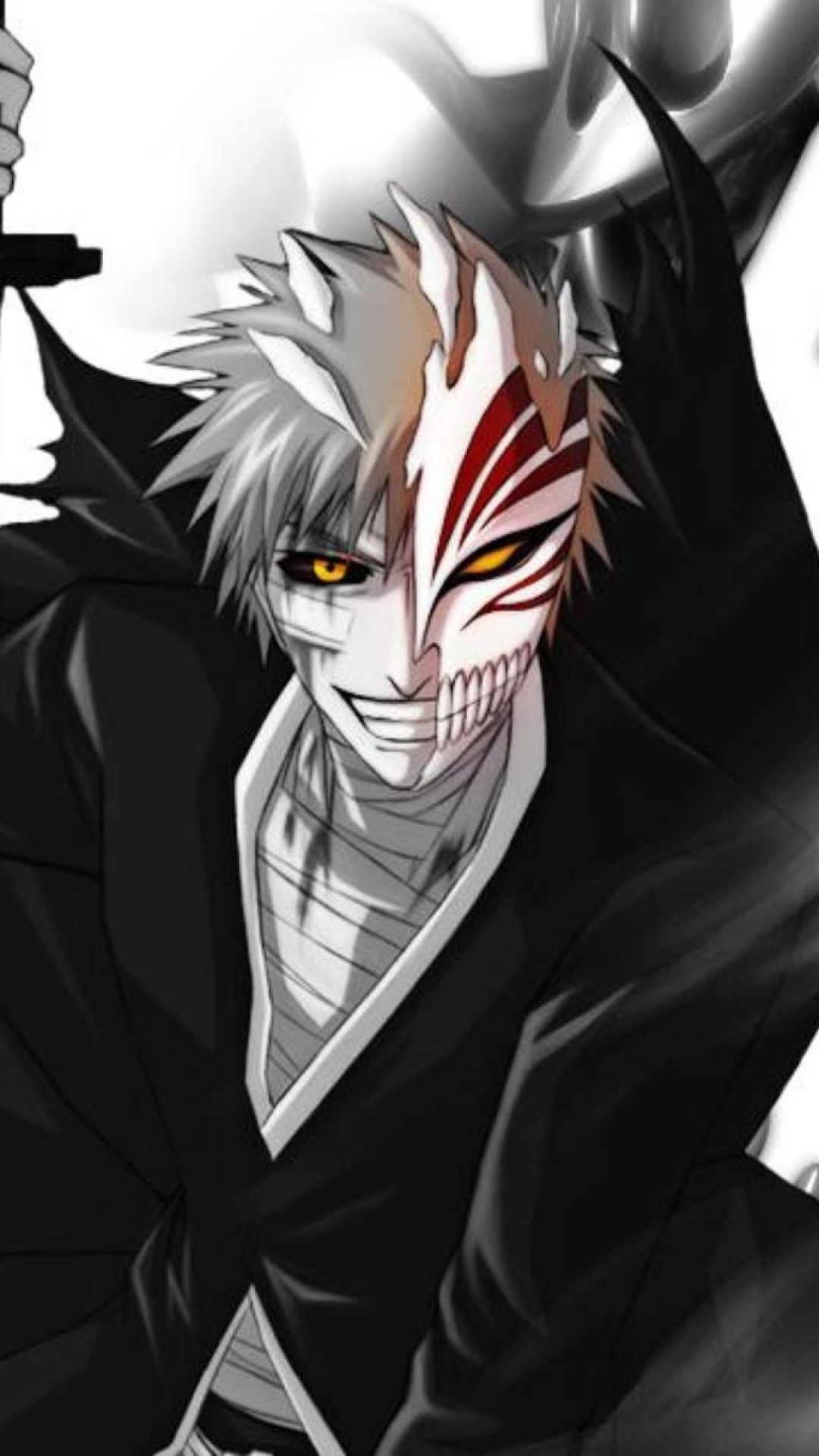 Bleach Mobile Wallpapers Top Free Bleach Mobile Backgrounds Wallpaperaccess