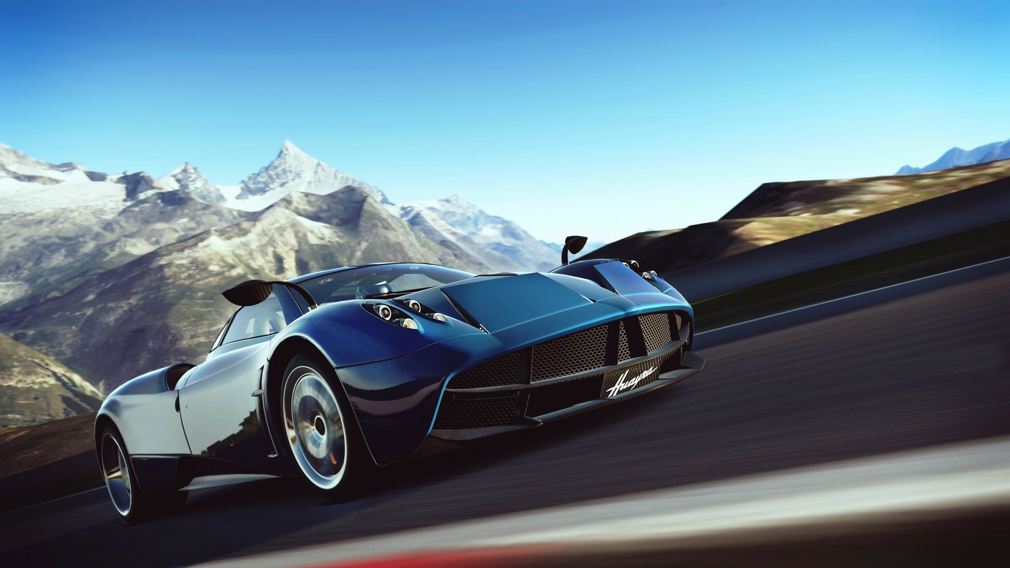 Pagani 4k Wallpapers Top Free Pagani 4k Backgrounds Wallpaperaccess