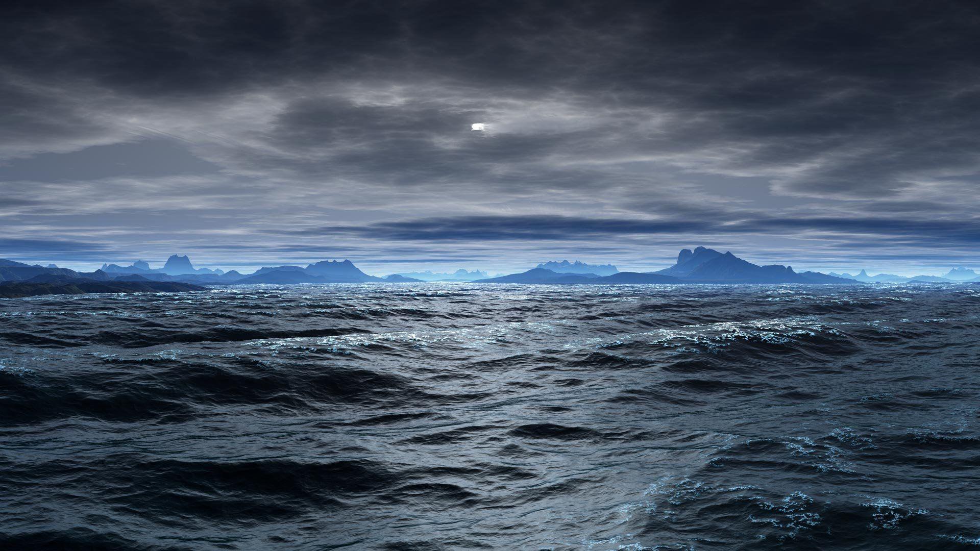 1920x1080 Hd Ocean Wallpapers Top Free 1920x1080 Hd Ocean Backgrounds Wallpaperaccess