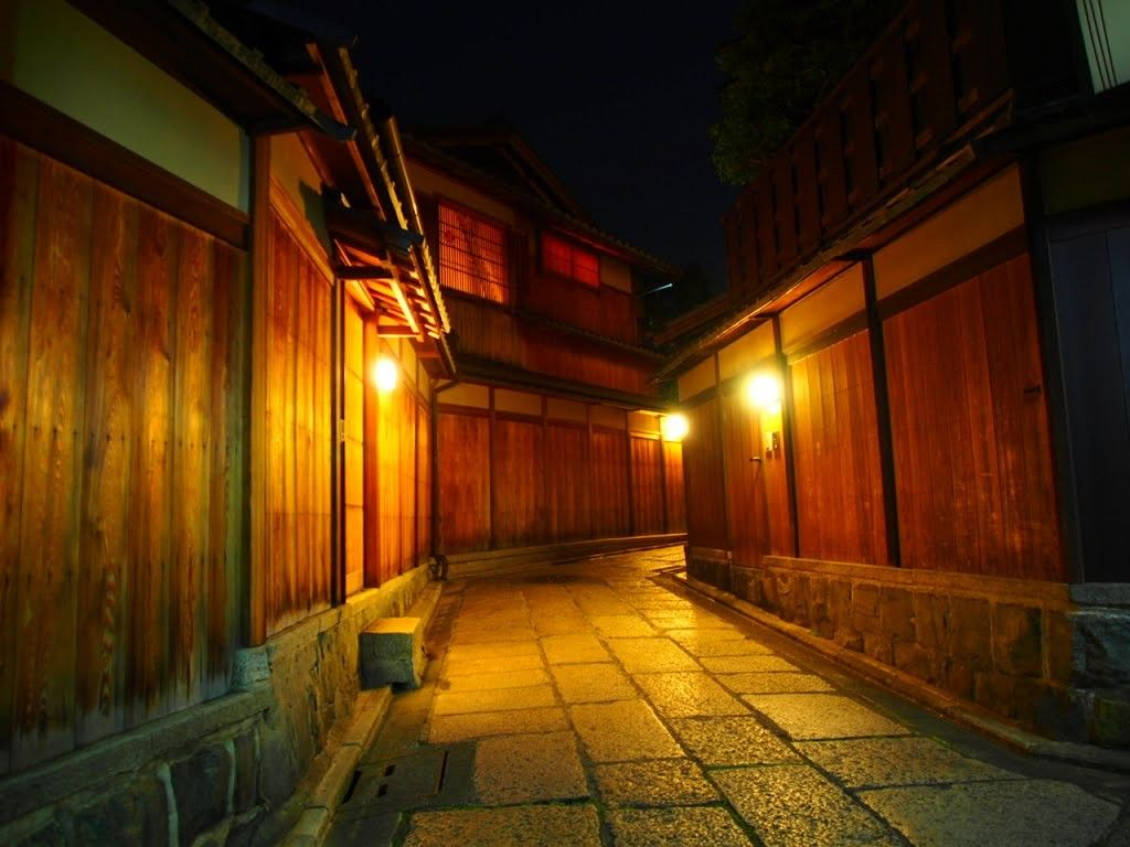 Japan Street Night Wallpapers - Top Free Japan Street Night